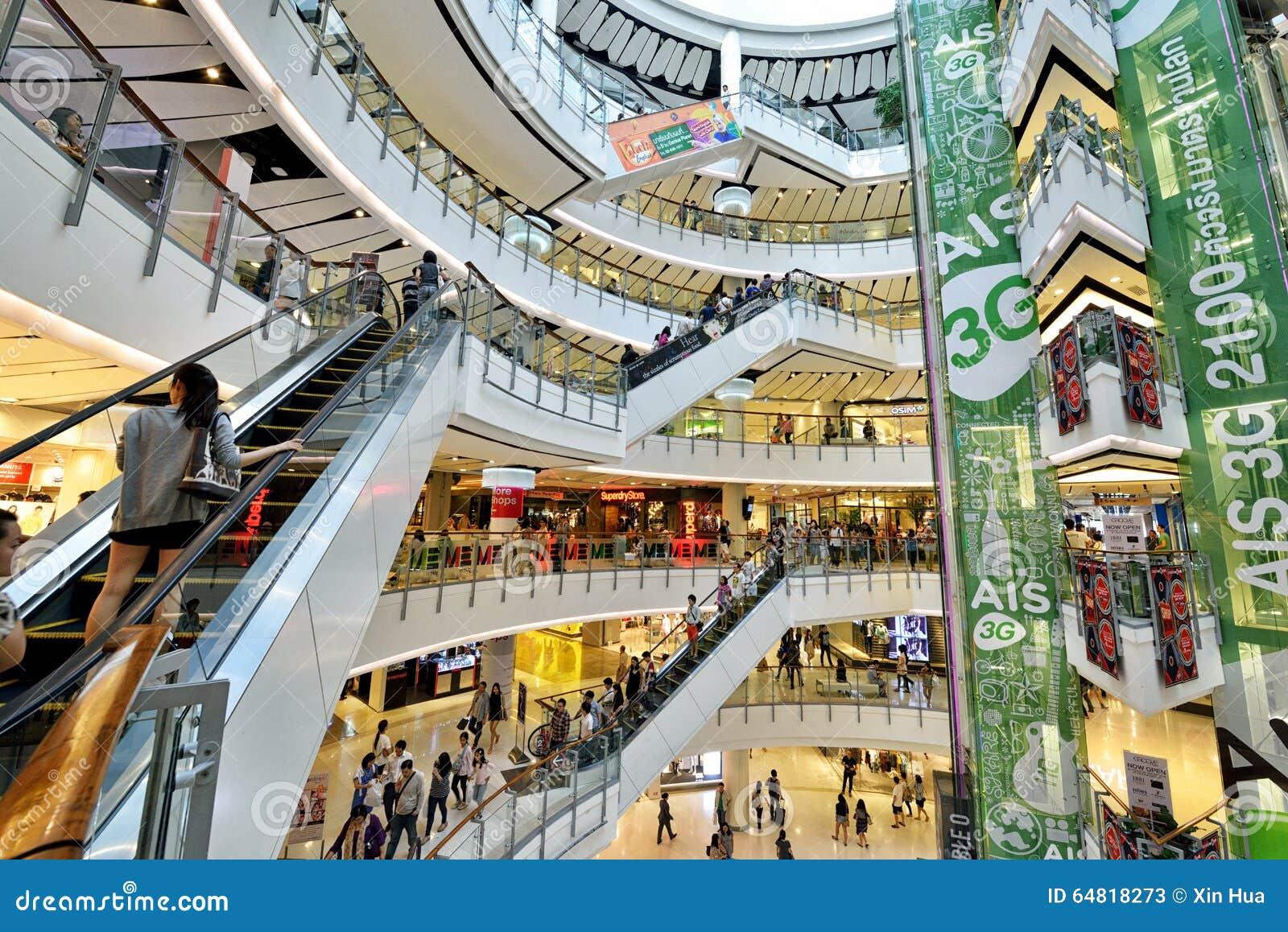 Big shopping centres near me