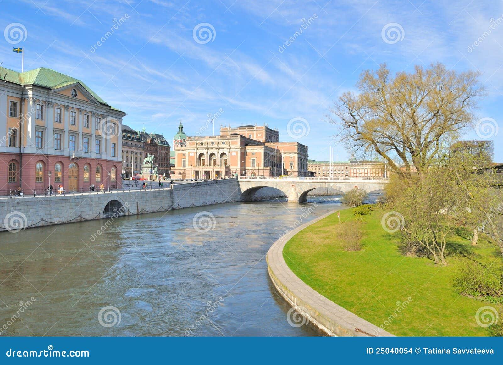Centrala stockholm