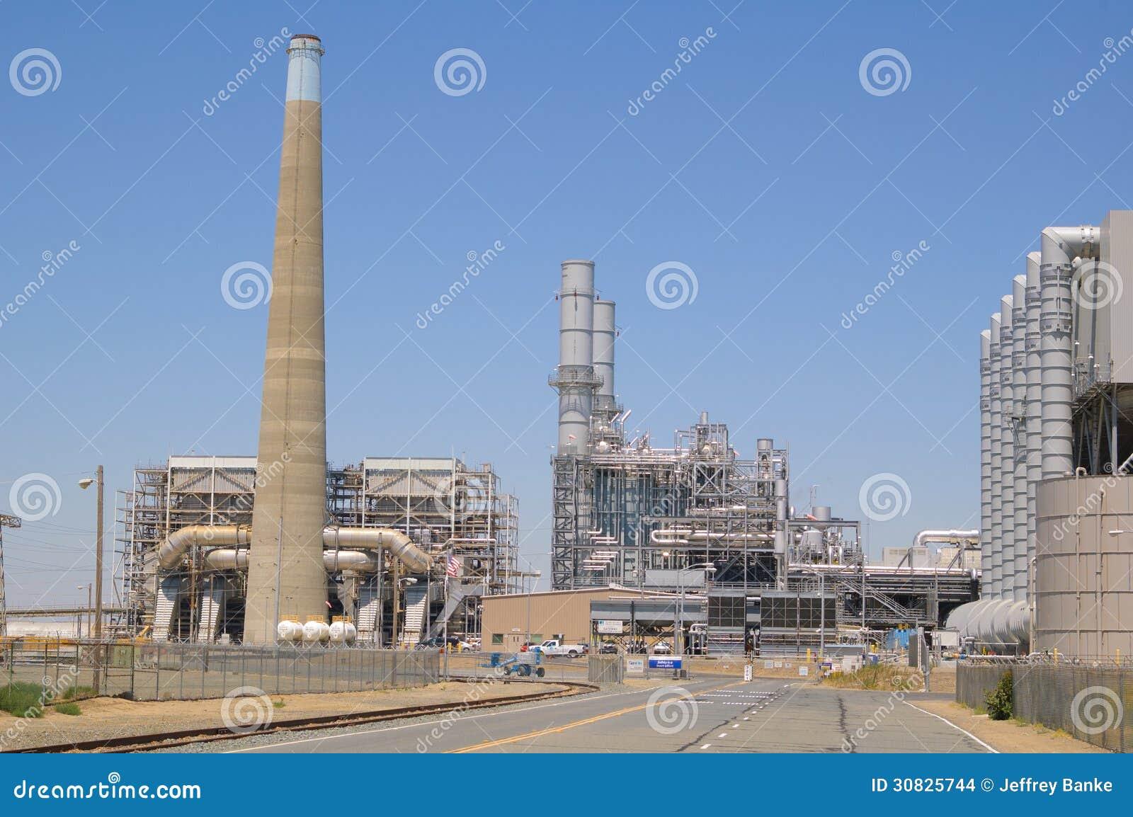 Centrale elettrica elettrica