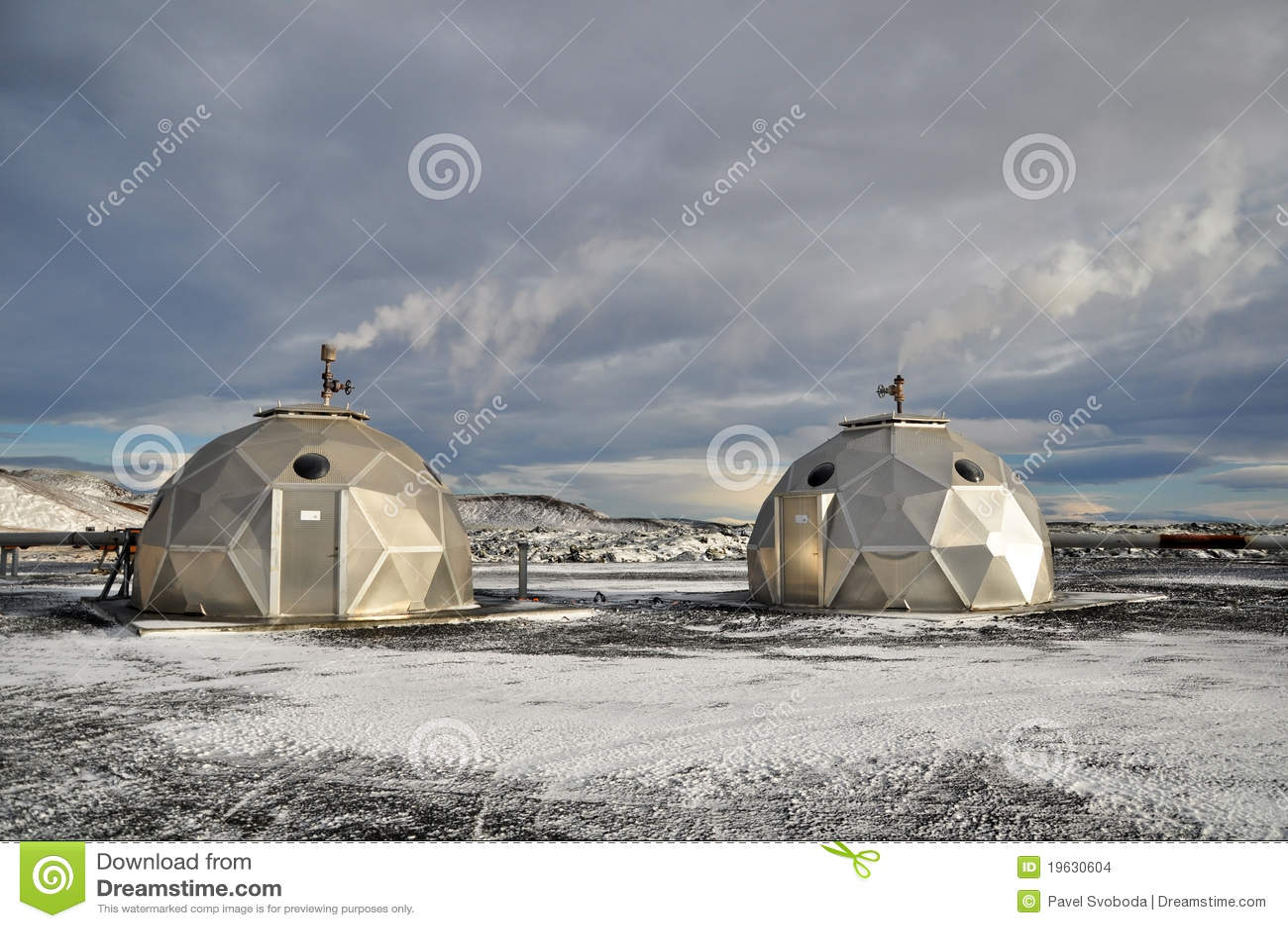 Centrale elettrica geotermica, Islanda