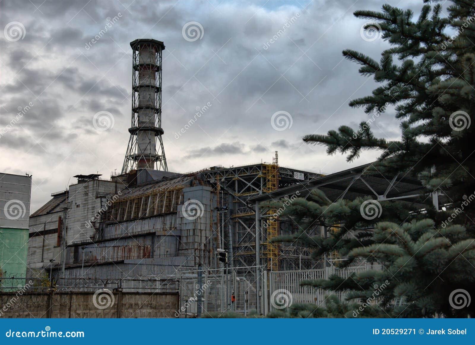 Centrale nucléaire de Chernobyl