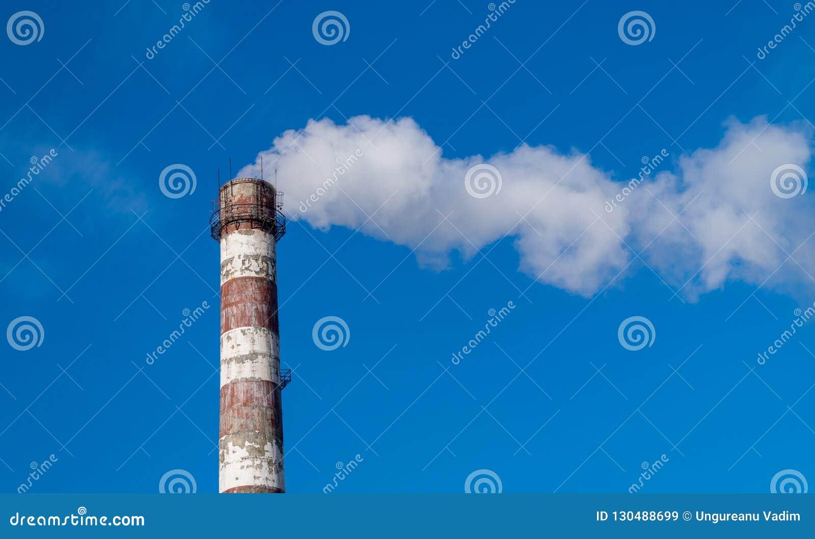 Centrale thermoélectrique à Chisinau, Moldau