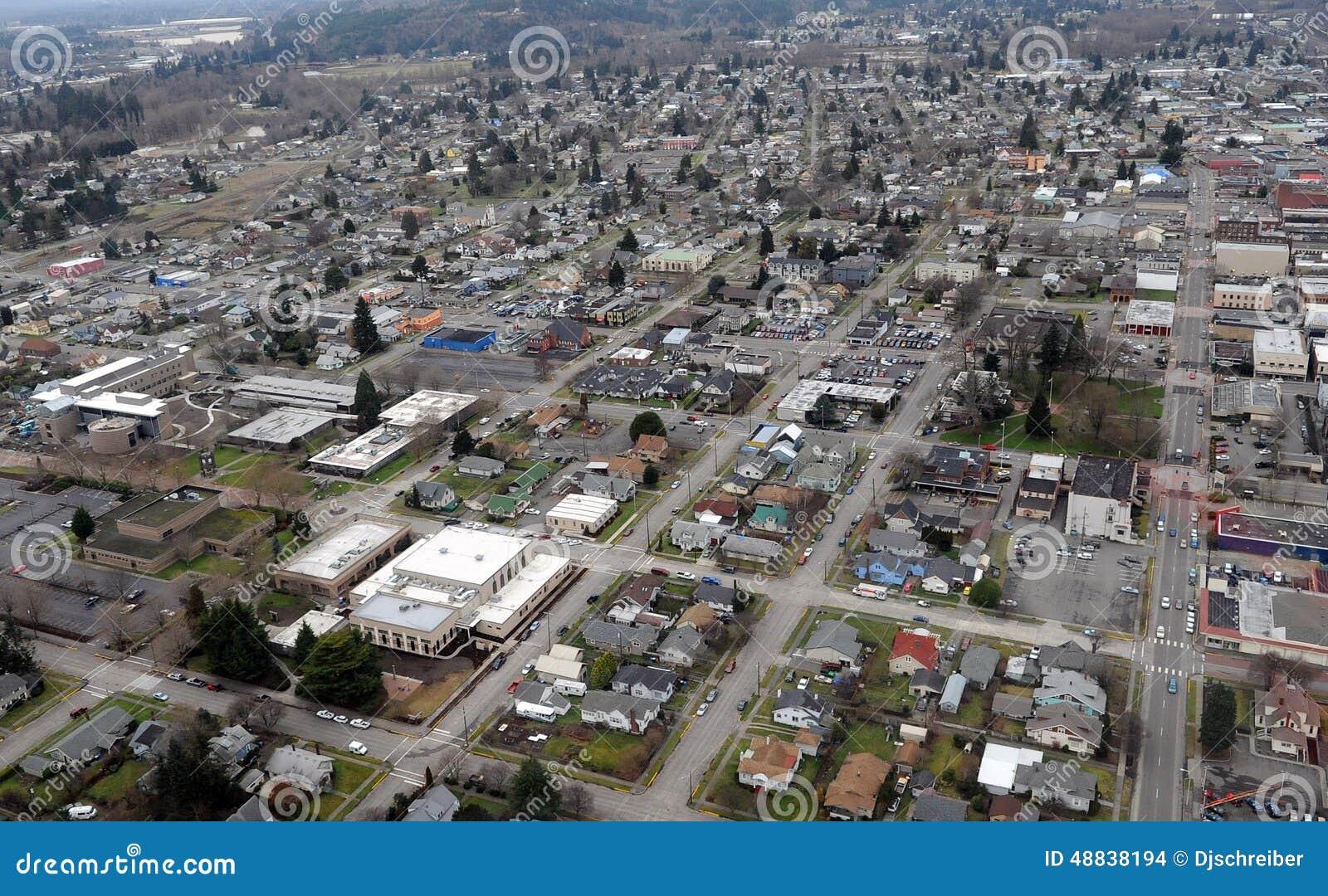 Centralia, estado de Washington