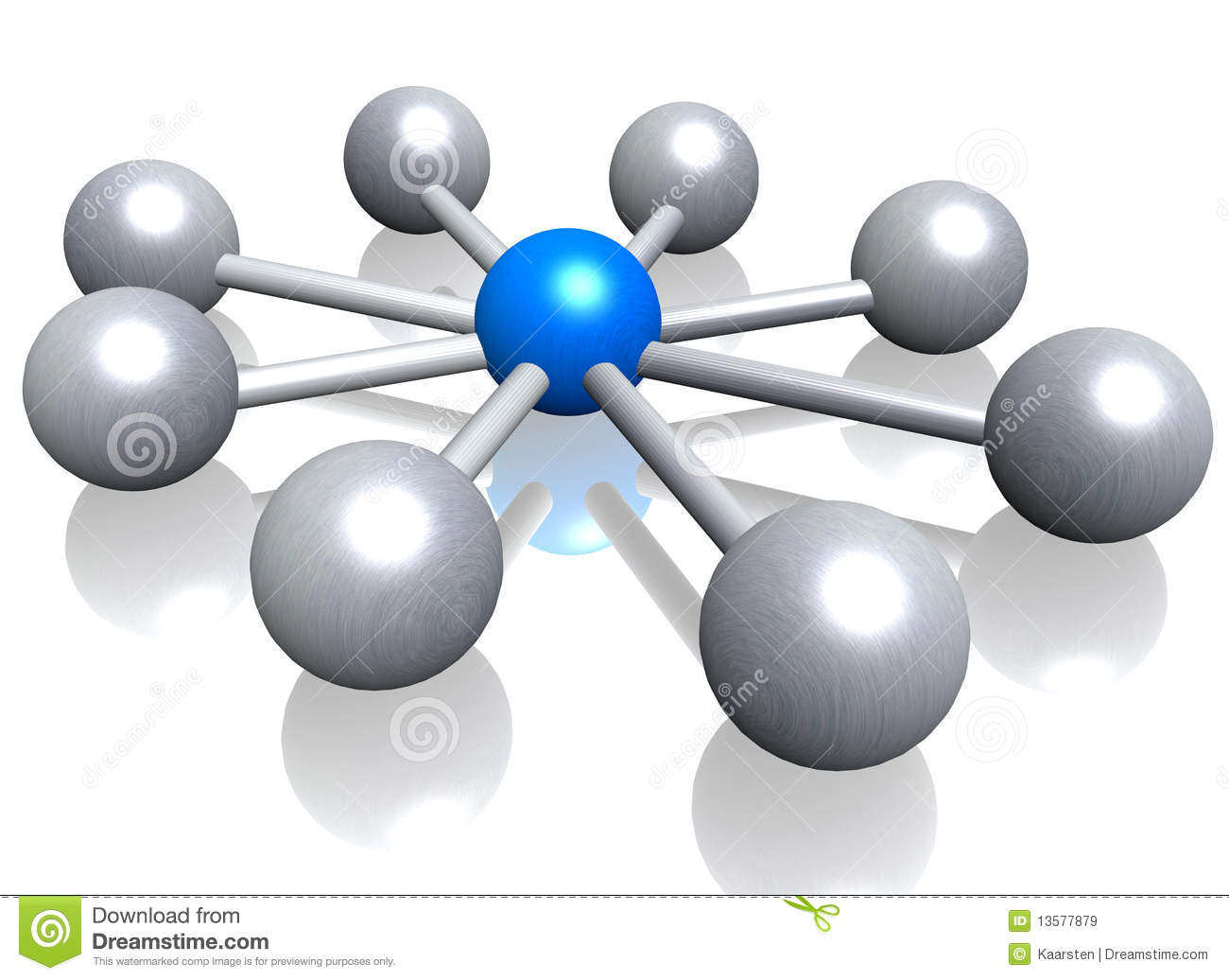Centralization Royalty Free Stock Images - Image: 13577879