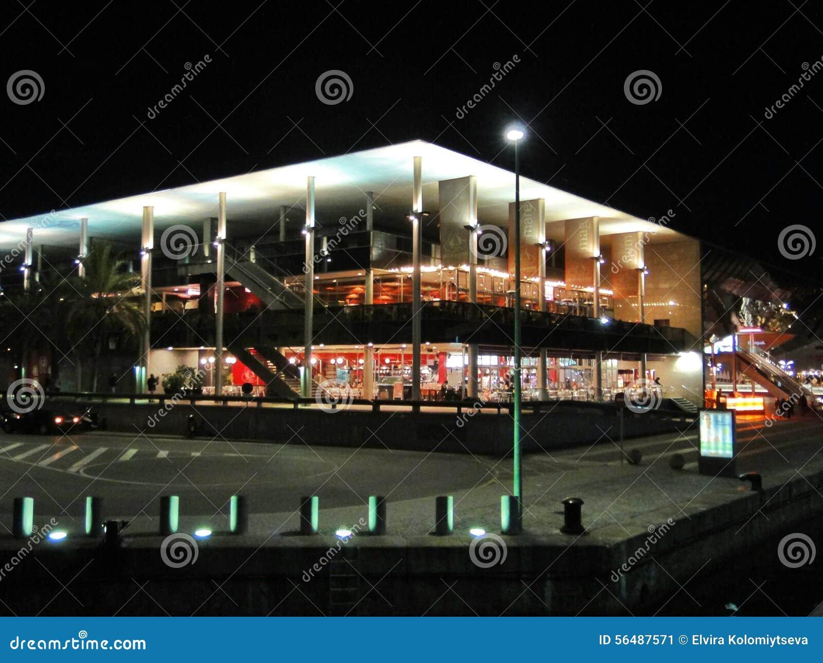 Centre commercial de Mare Magnum à Barcelone