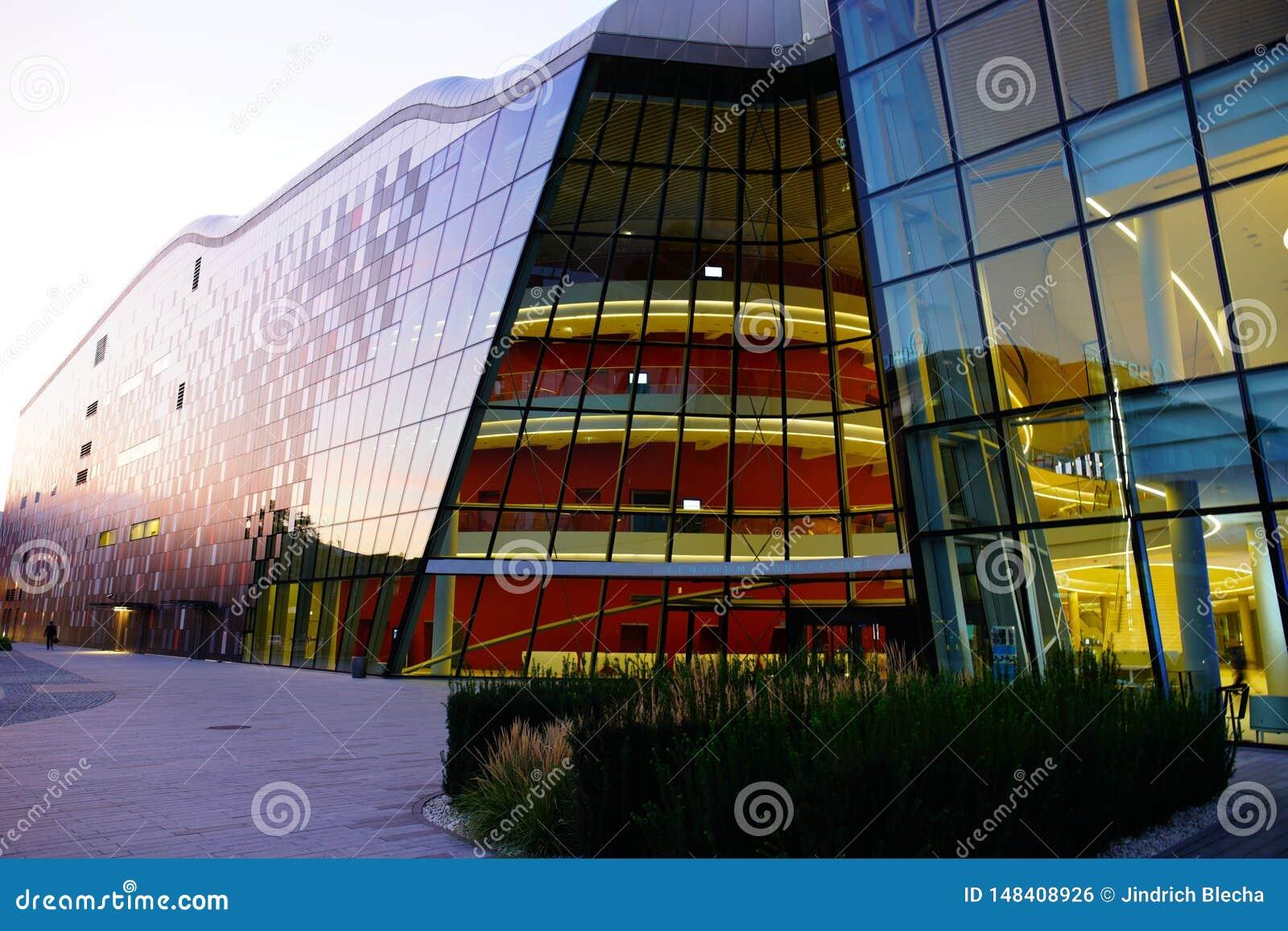 Centre de congrès de GLACE à Cracovie