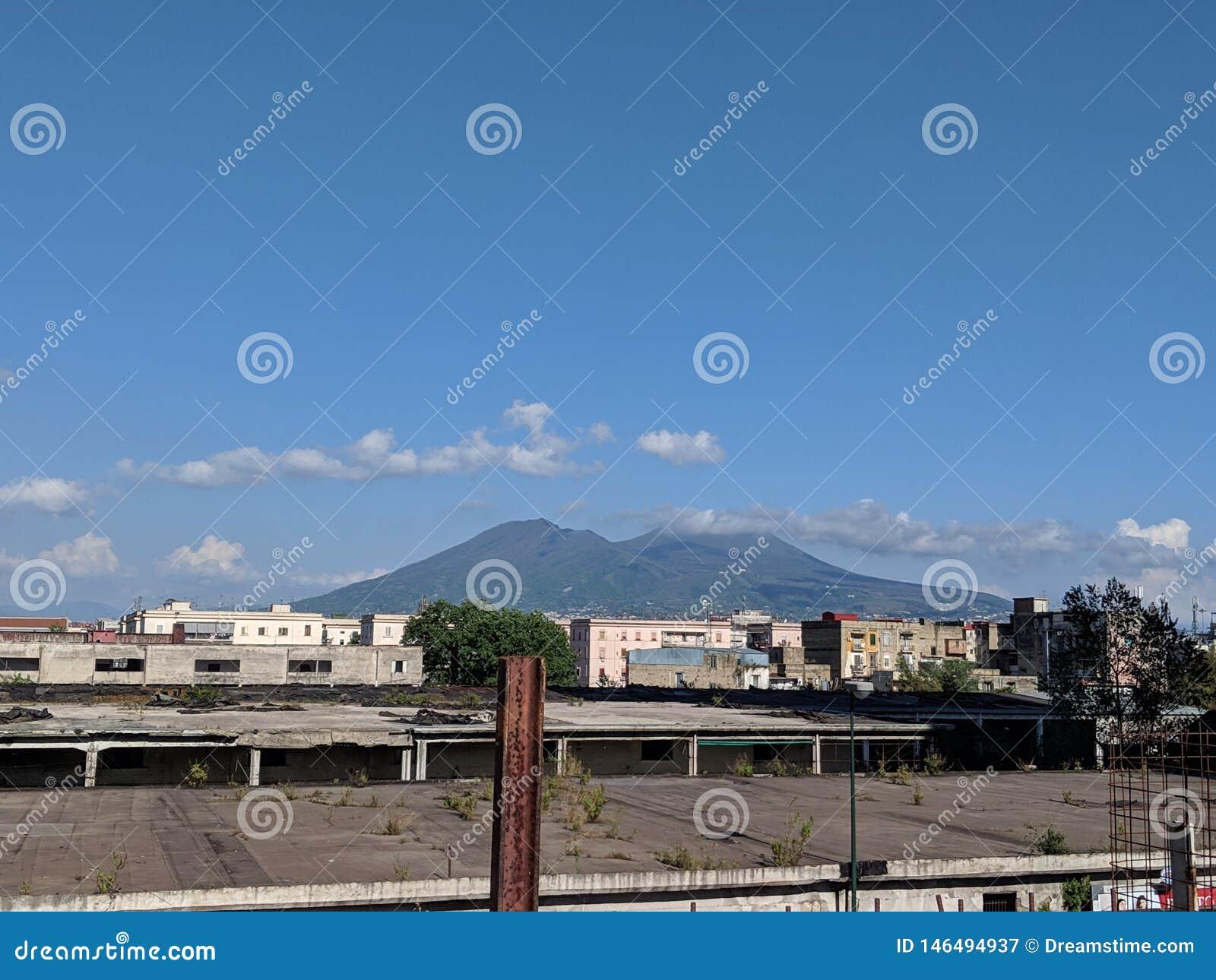 Centre de la ville de Napoli