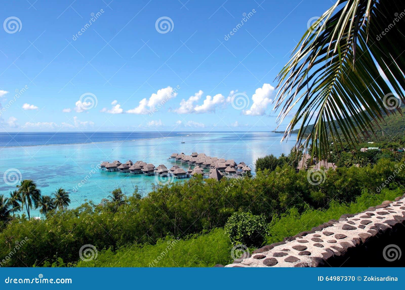 Centro balneare di Bora Bora