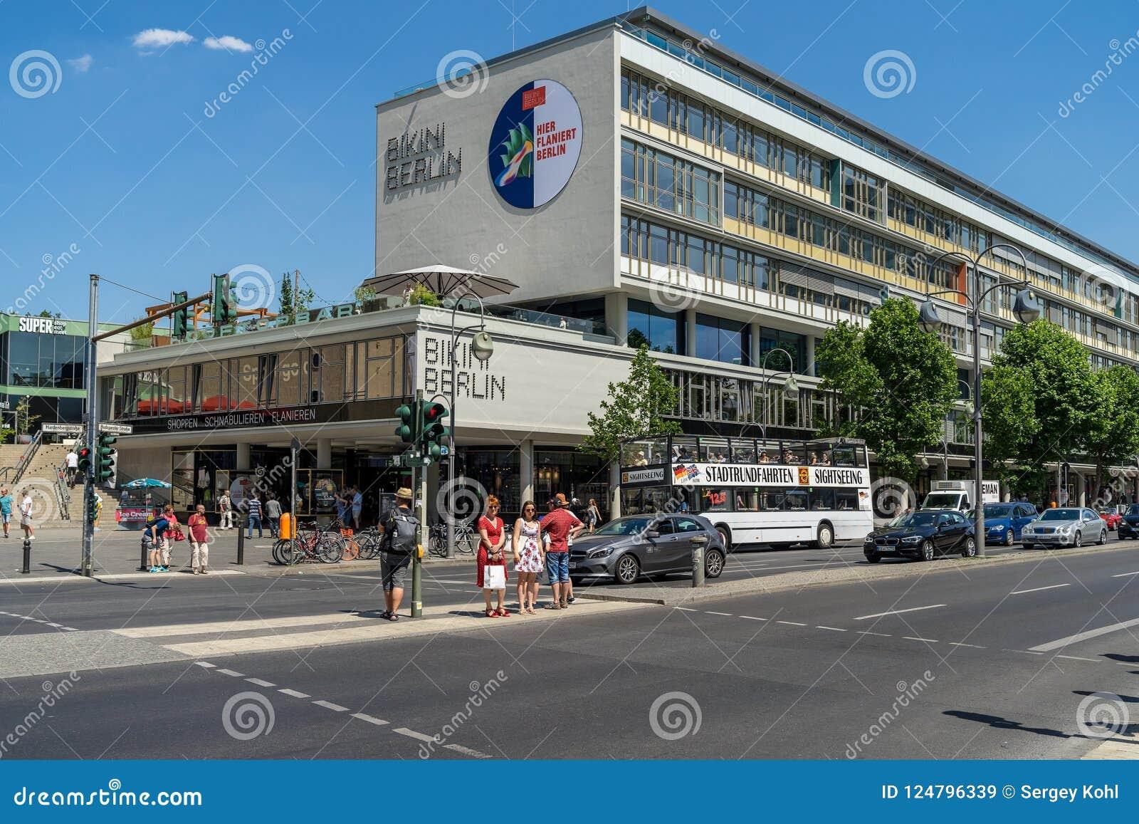 BerlínOficinas De Complejos Y Oficina Bikini Centro Comercial POkXnw80
