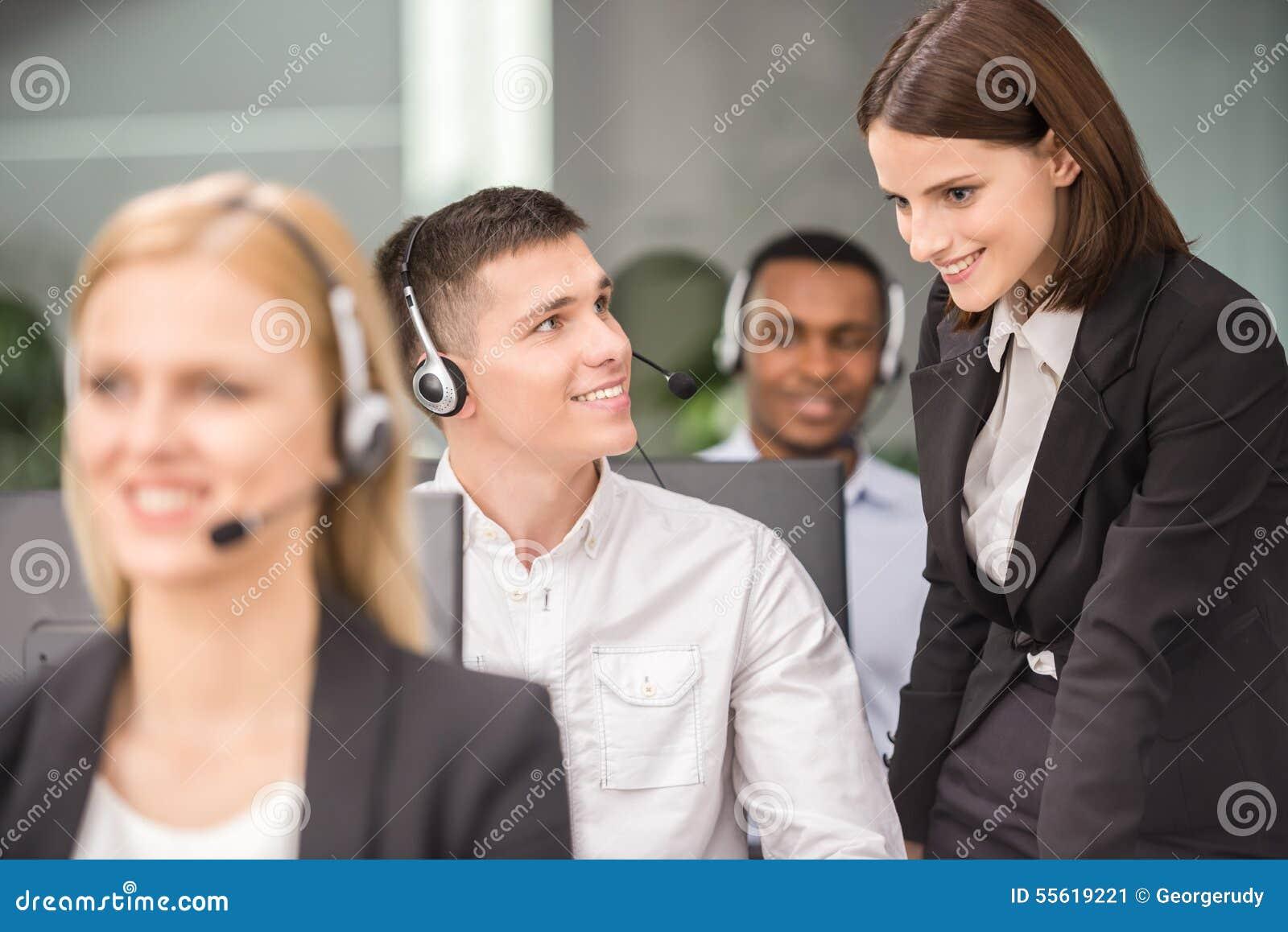 Centro de atención telefónica
