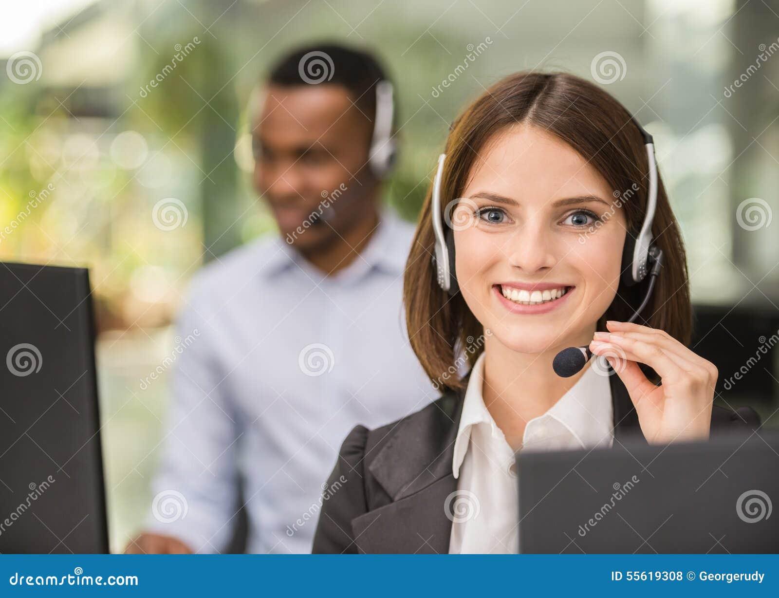 Centro de chamadas