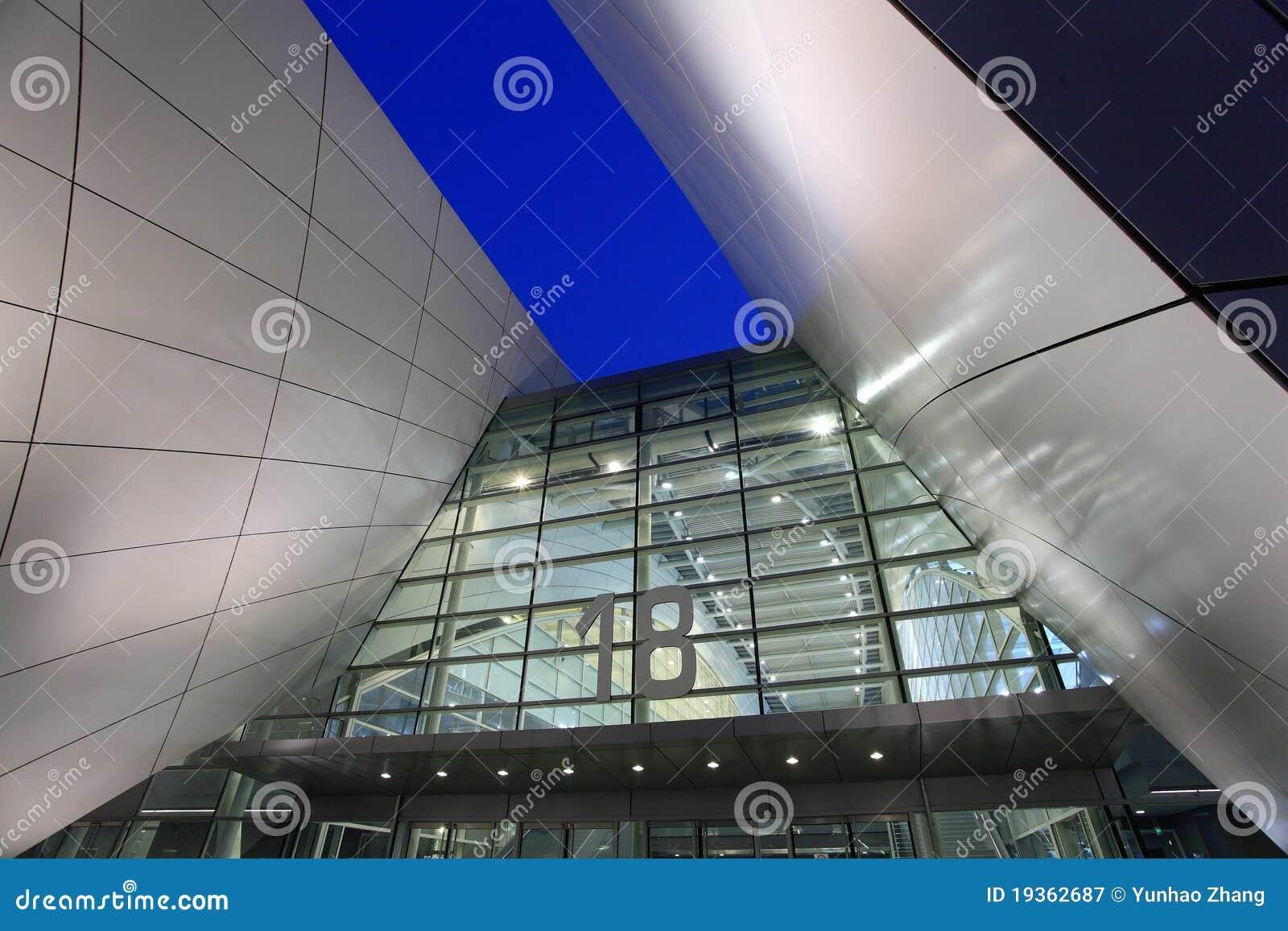Centro de esportes oriental de Shanghai