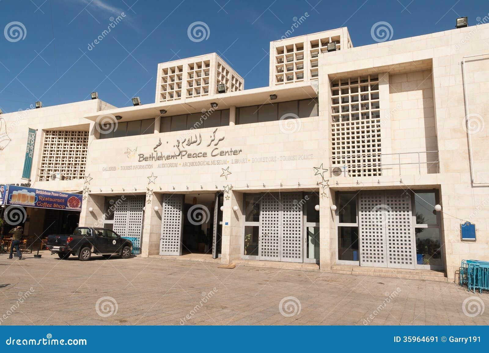 Centro de la paz de Belén, Palestina