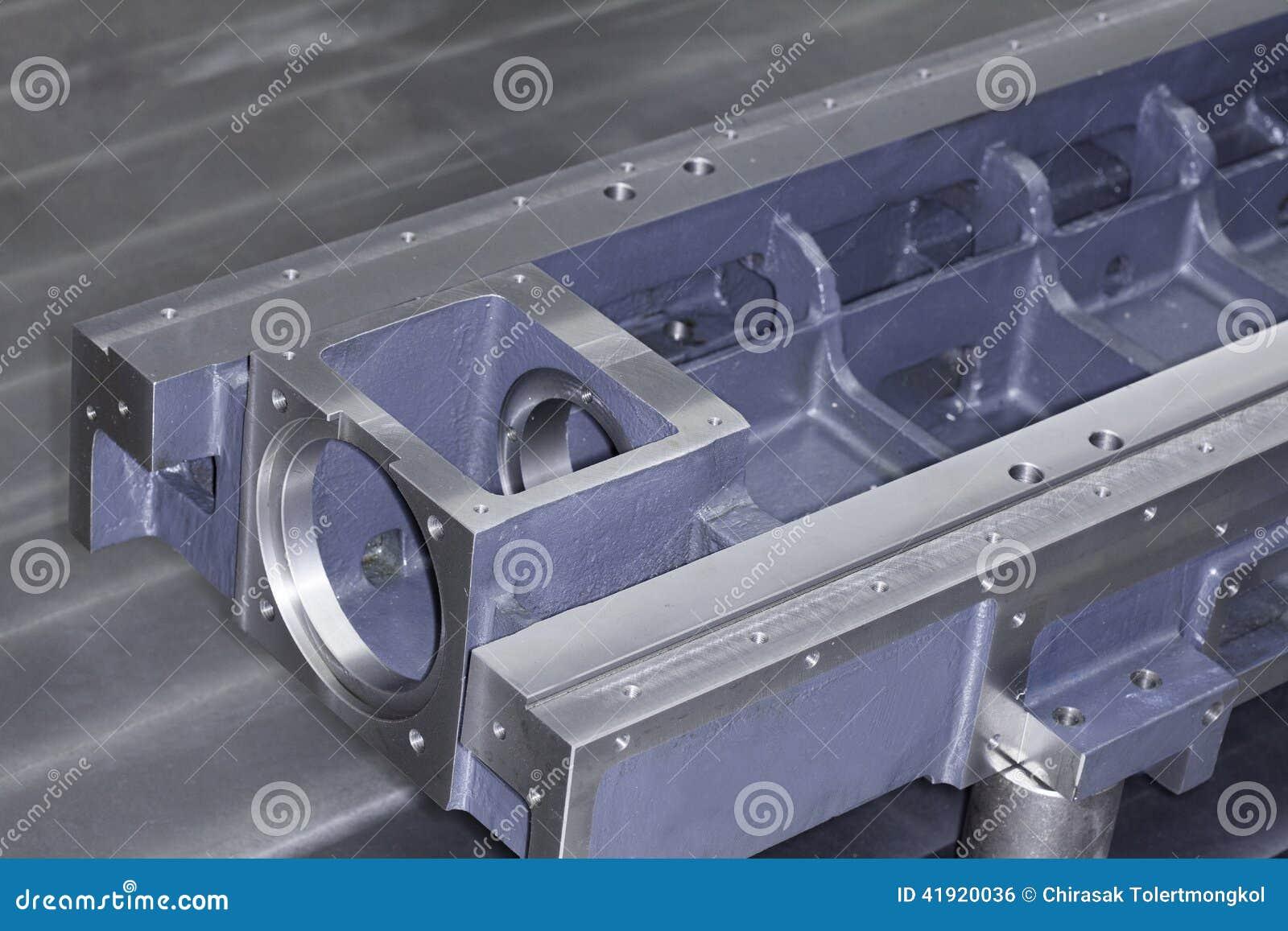Centro de mecanización del CNC,