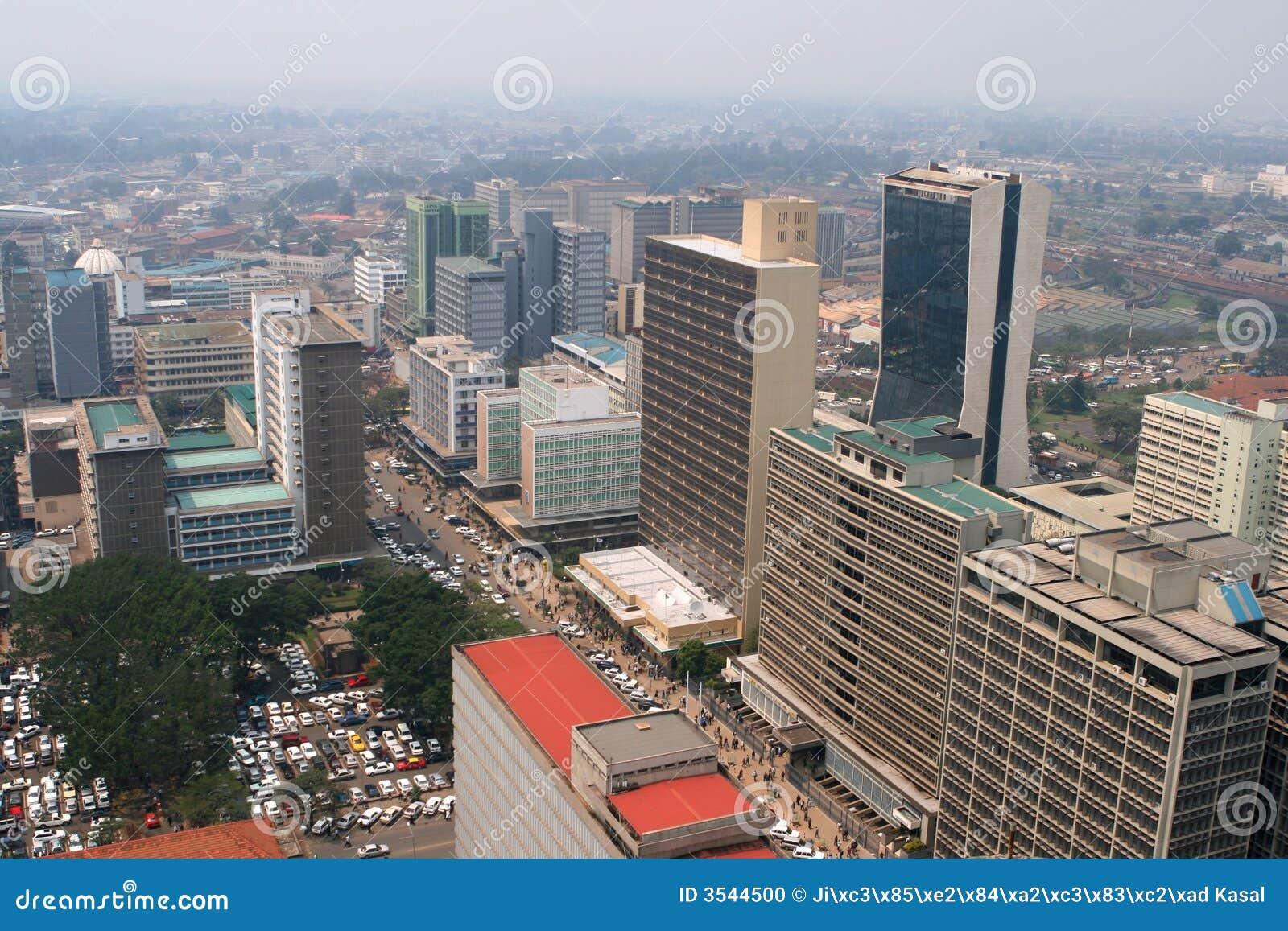 Centro de Nairobi