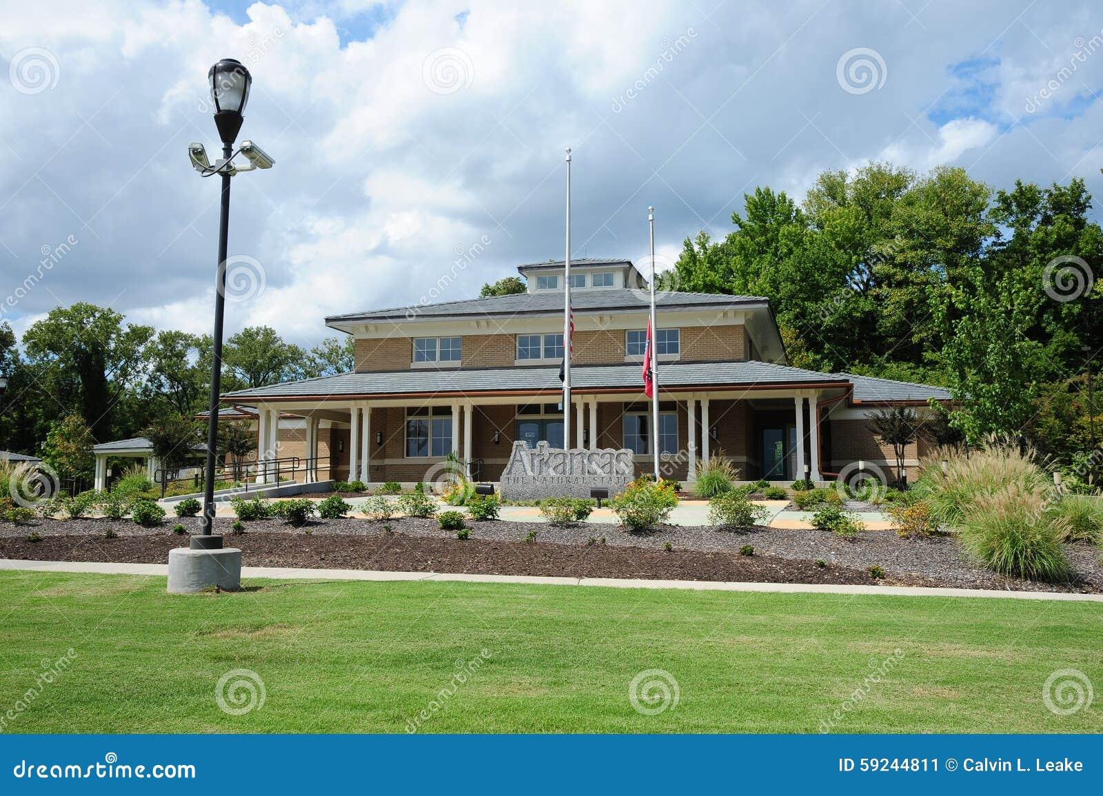 Centro de recepción de Arkansas, Helena Arkansas