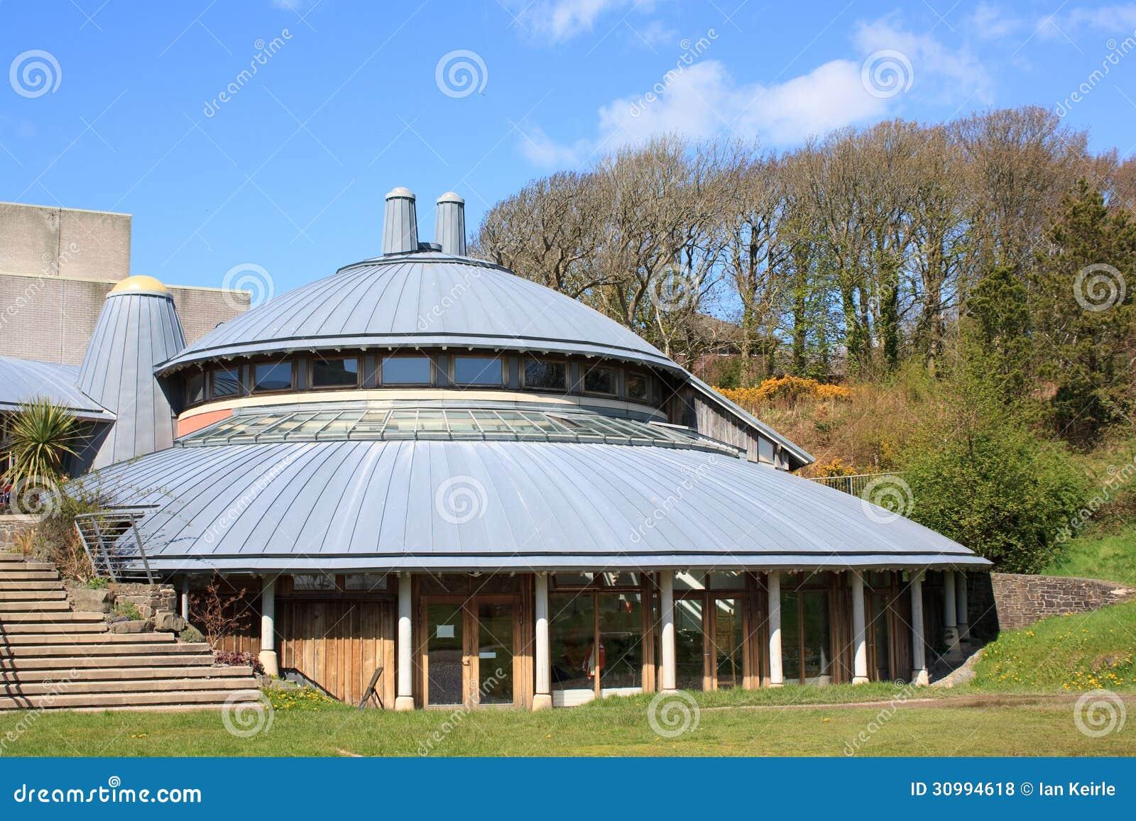 Centro del arte de la universidad de Aberystwyth