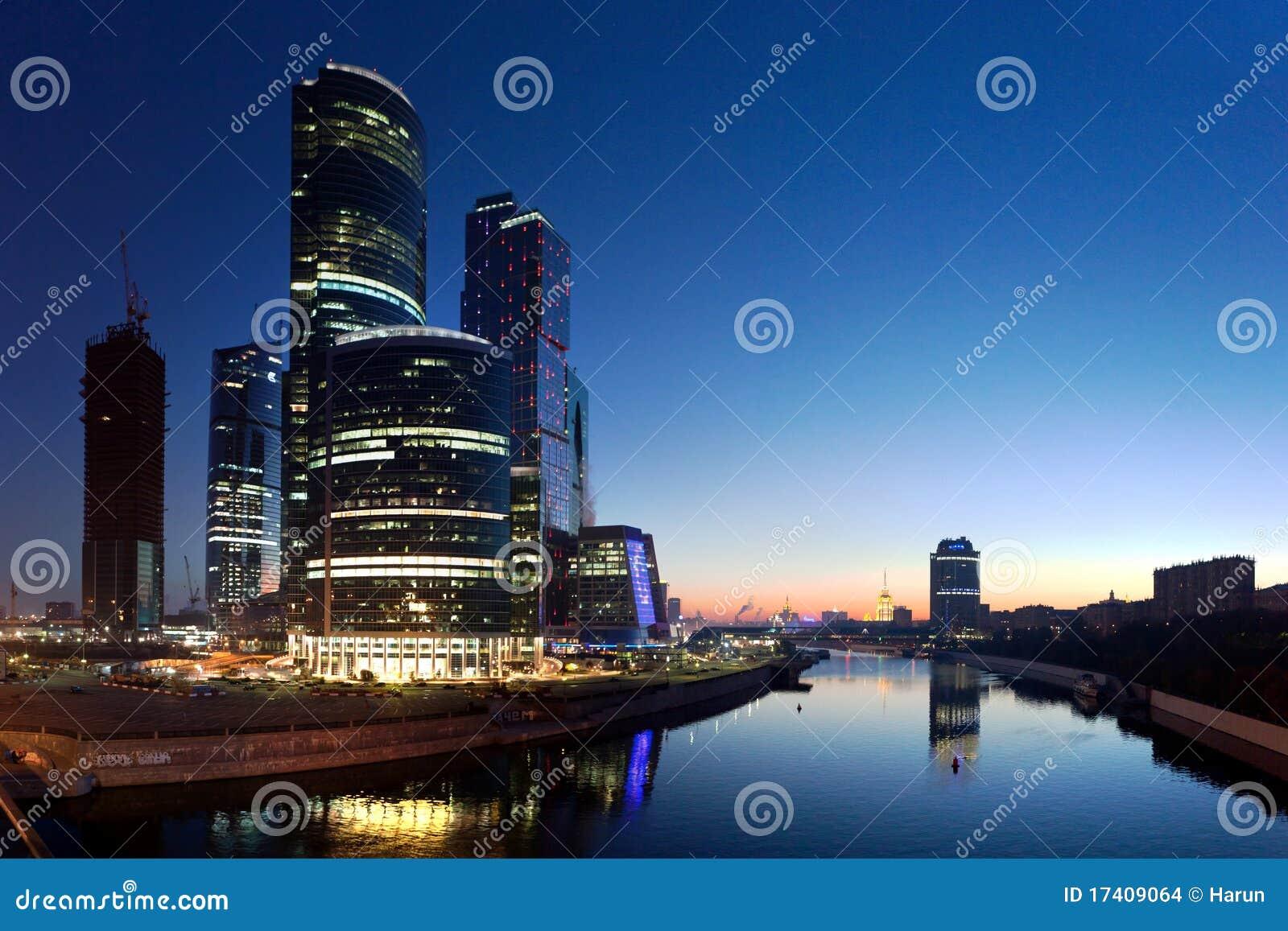 Centro di affari della Mosca-città