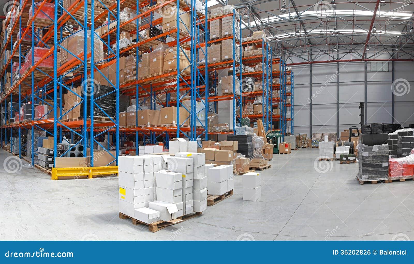 Centro di distribuzione