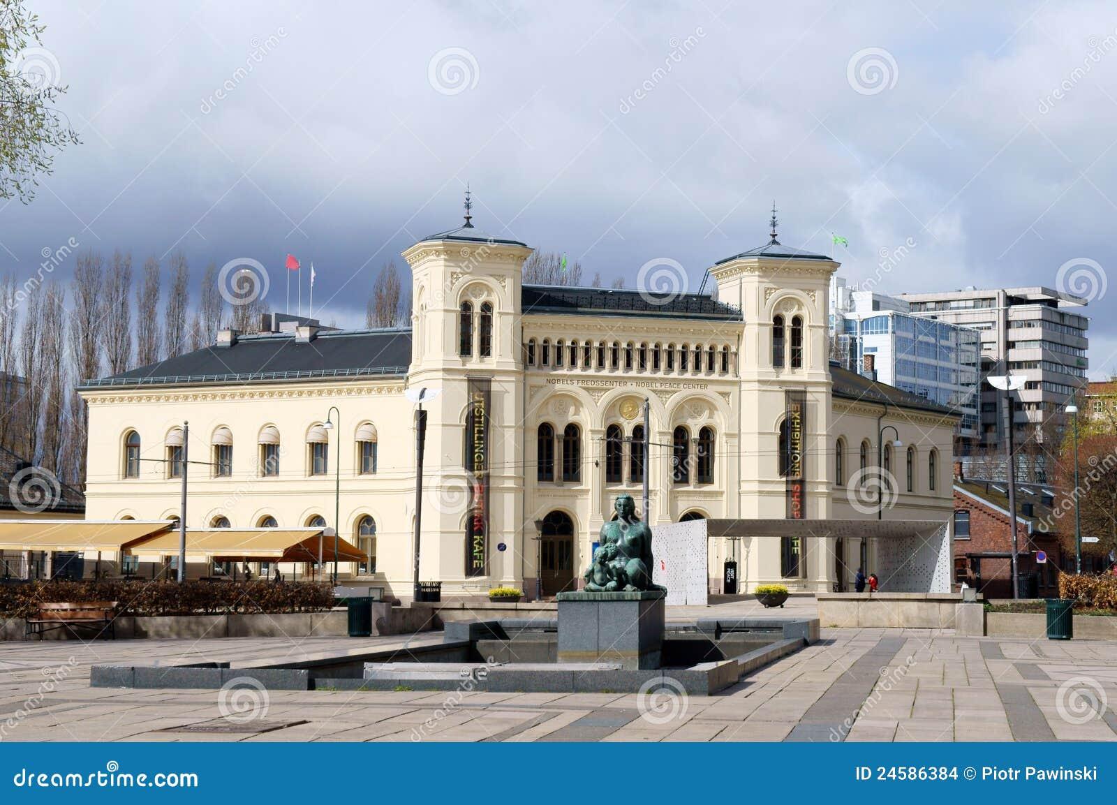 Centro di pace Nobel a Oslo