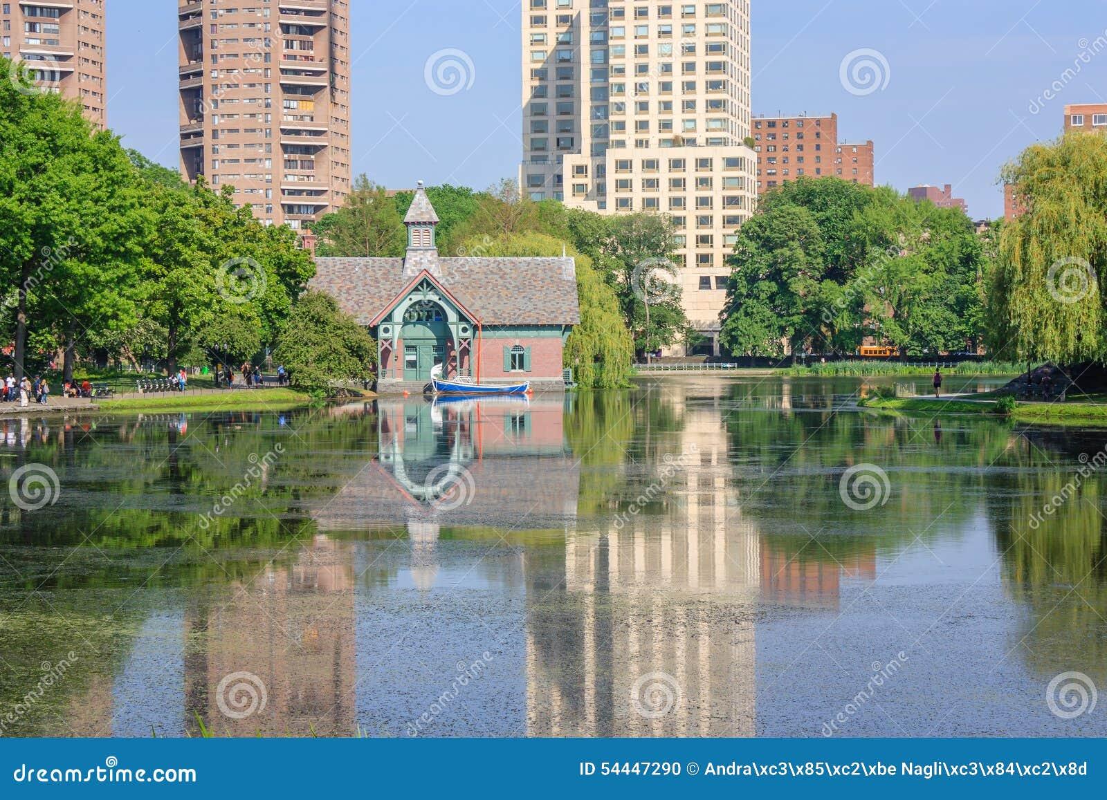 Centro di scoperta del Charles A Dana Discovery Center - Central Park, New York City