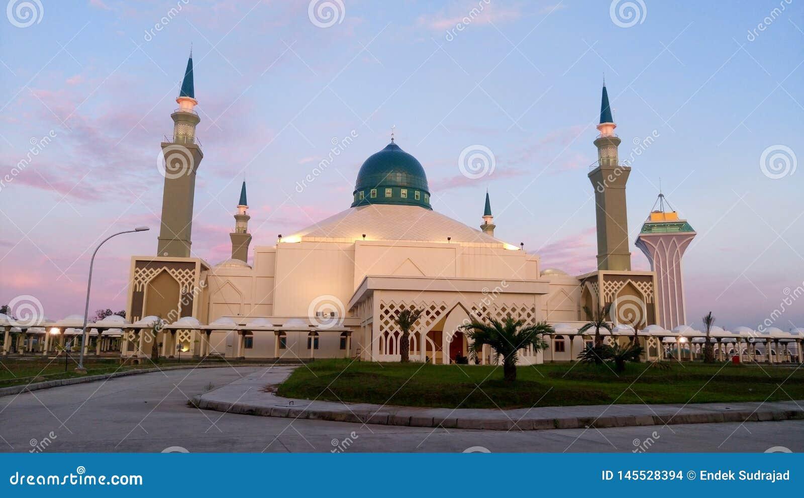 Centro islámico de Balikpapan