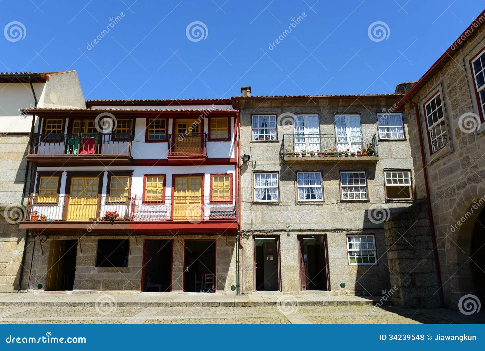 Centro storico di Guimarães, Portogallo