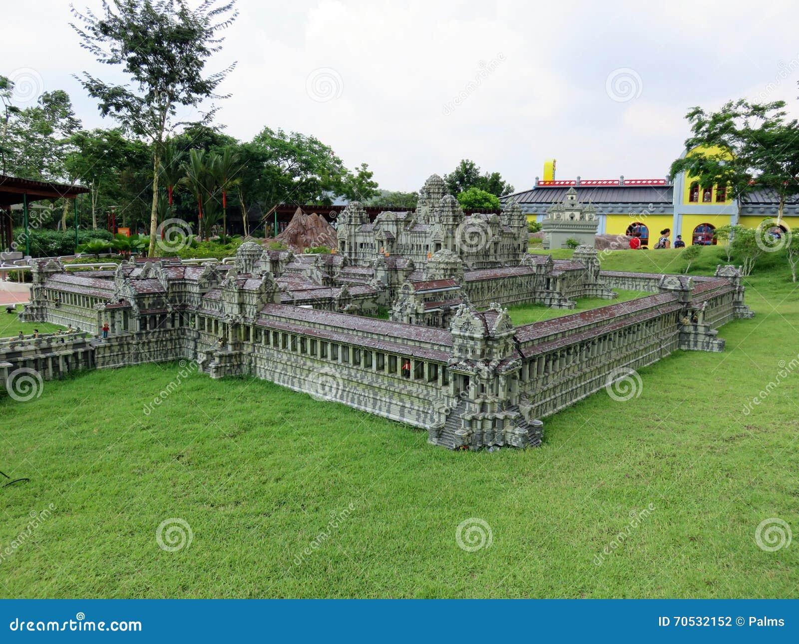 Centro turístico de Legoland Malasia