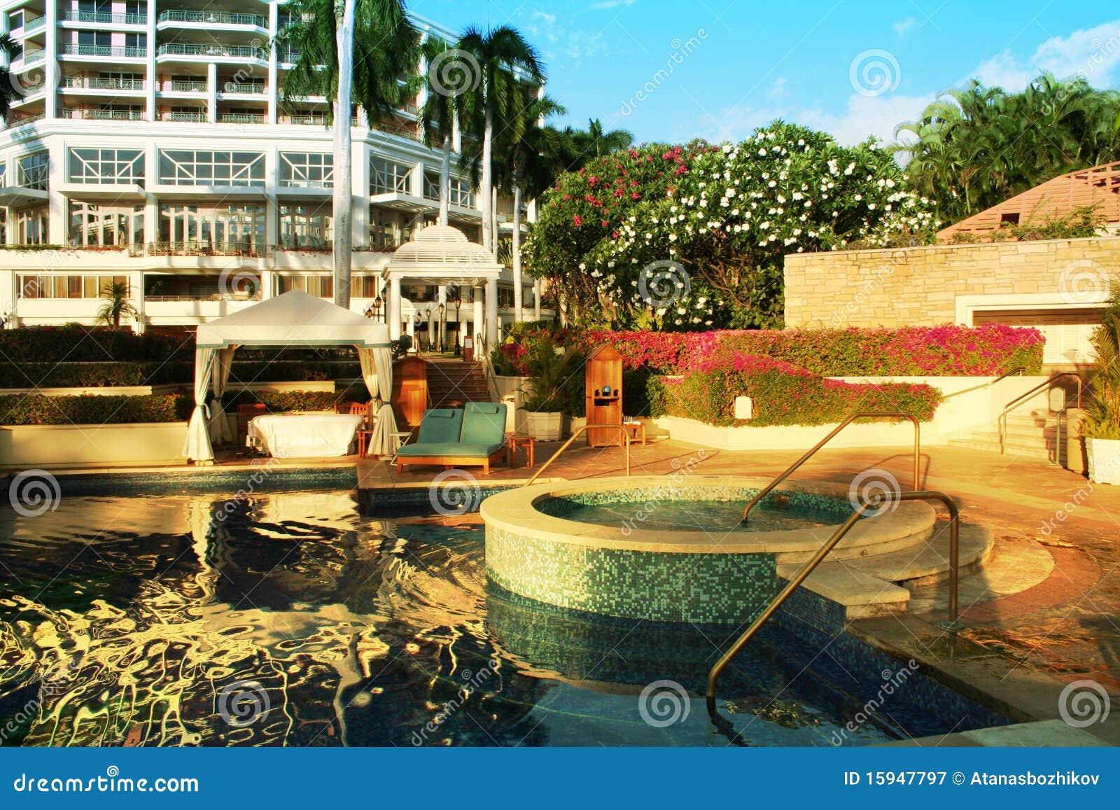 Centro turístico exótico