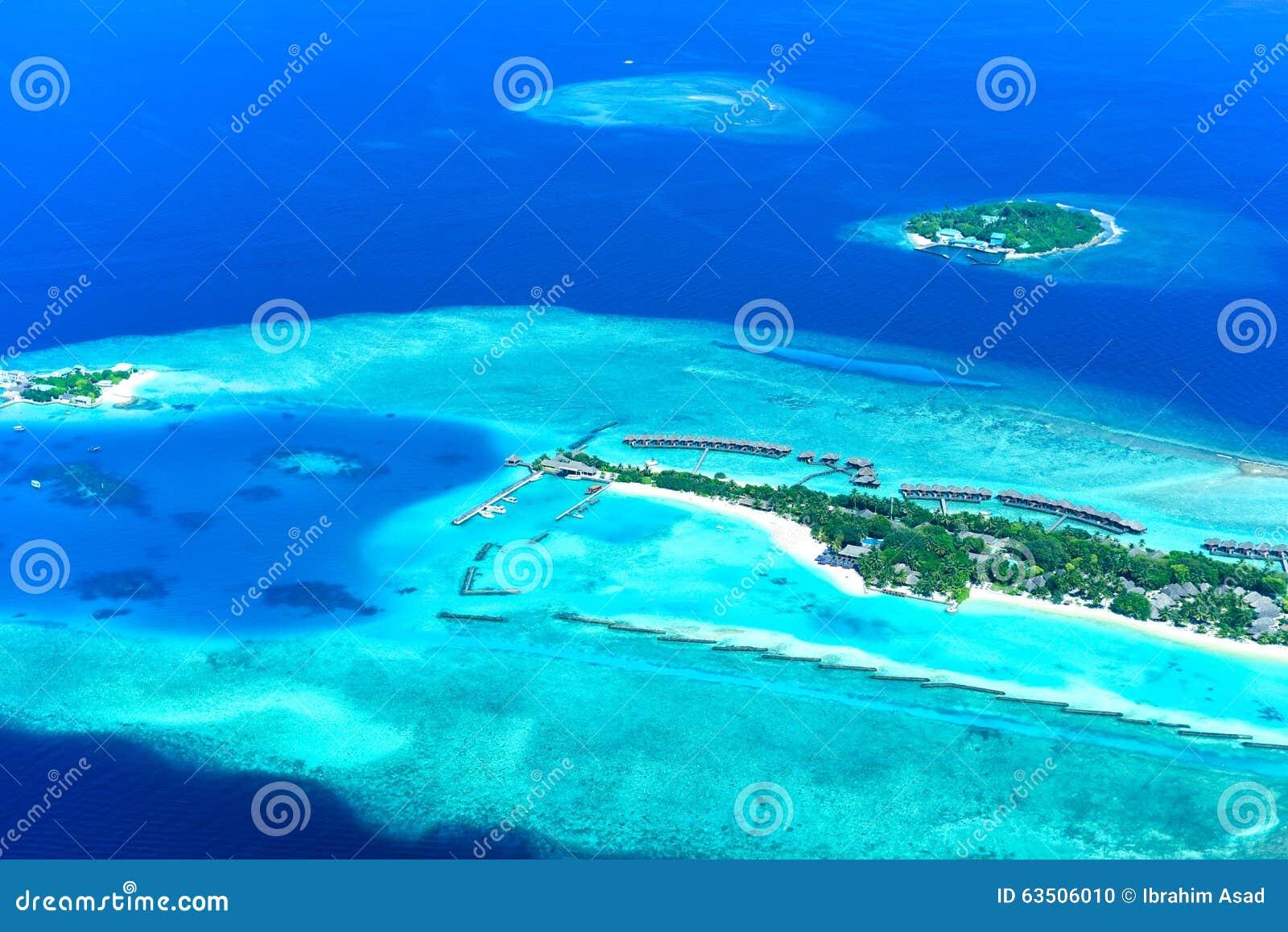 Centro turístico y balneario de Sheraton Maldives Full Moon Island