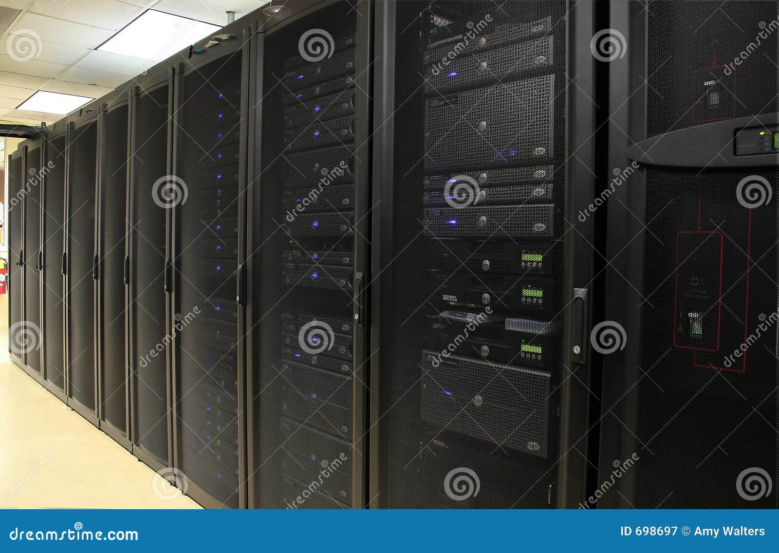 Centrum danych serwera gospodarstw rolnych