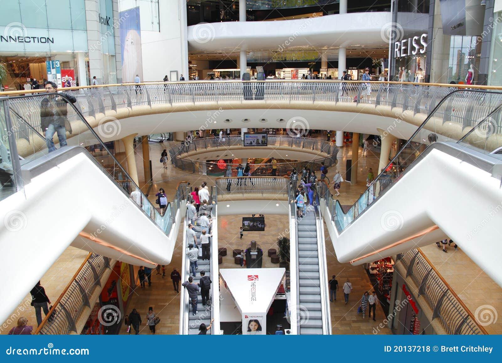 Centrum handlowego centrum handlowe