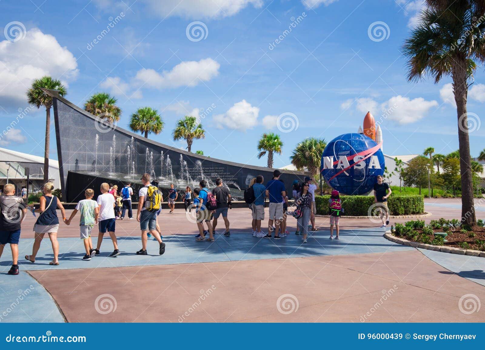 Centrum Lotów Kosmicznych imienia Johna F Przylądek Canaveral, Floryda, usa
