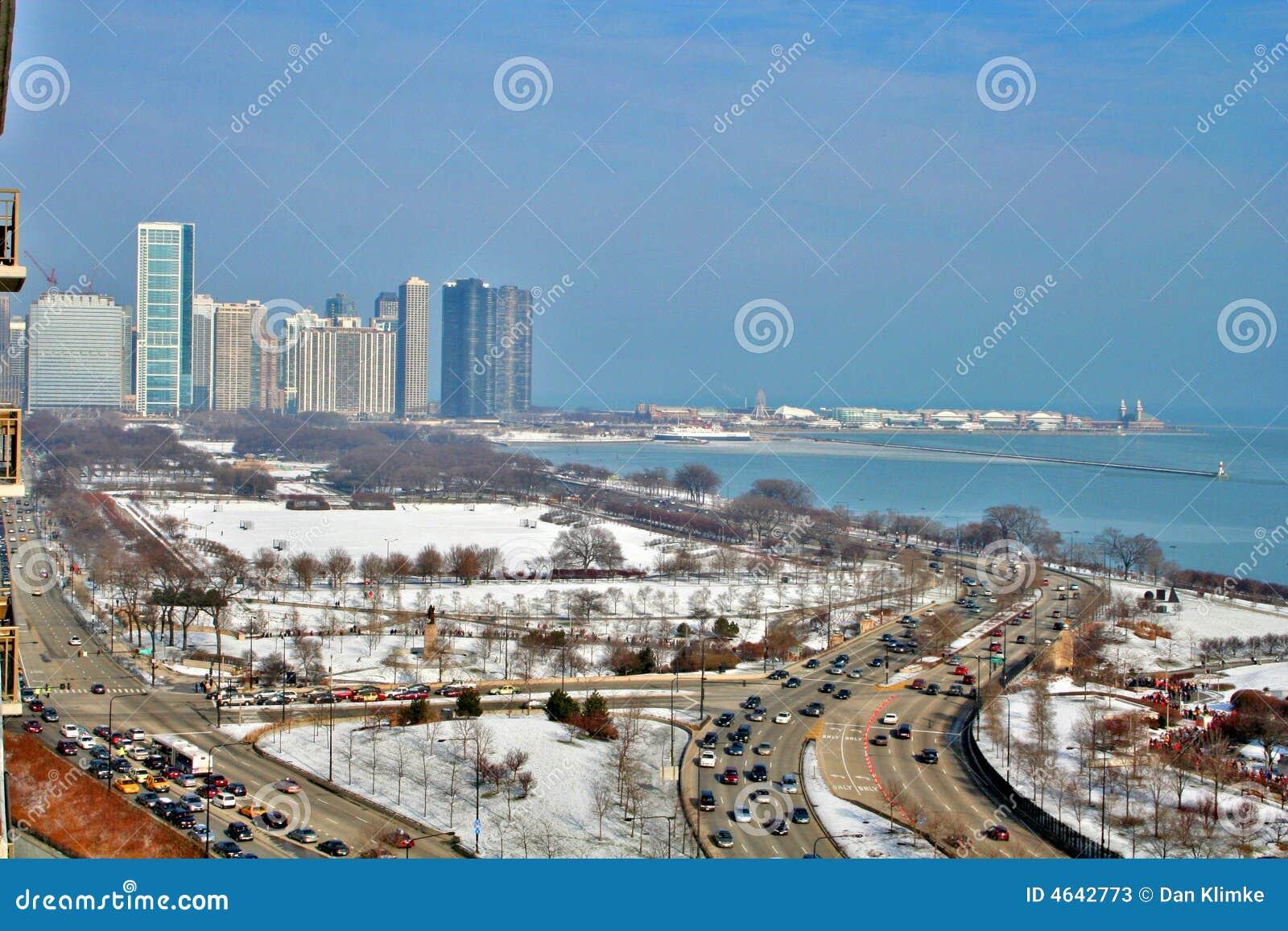Centrum nadbrzeża chicago
