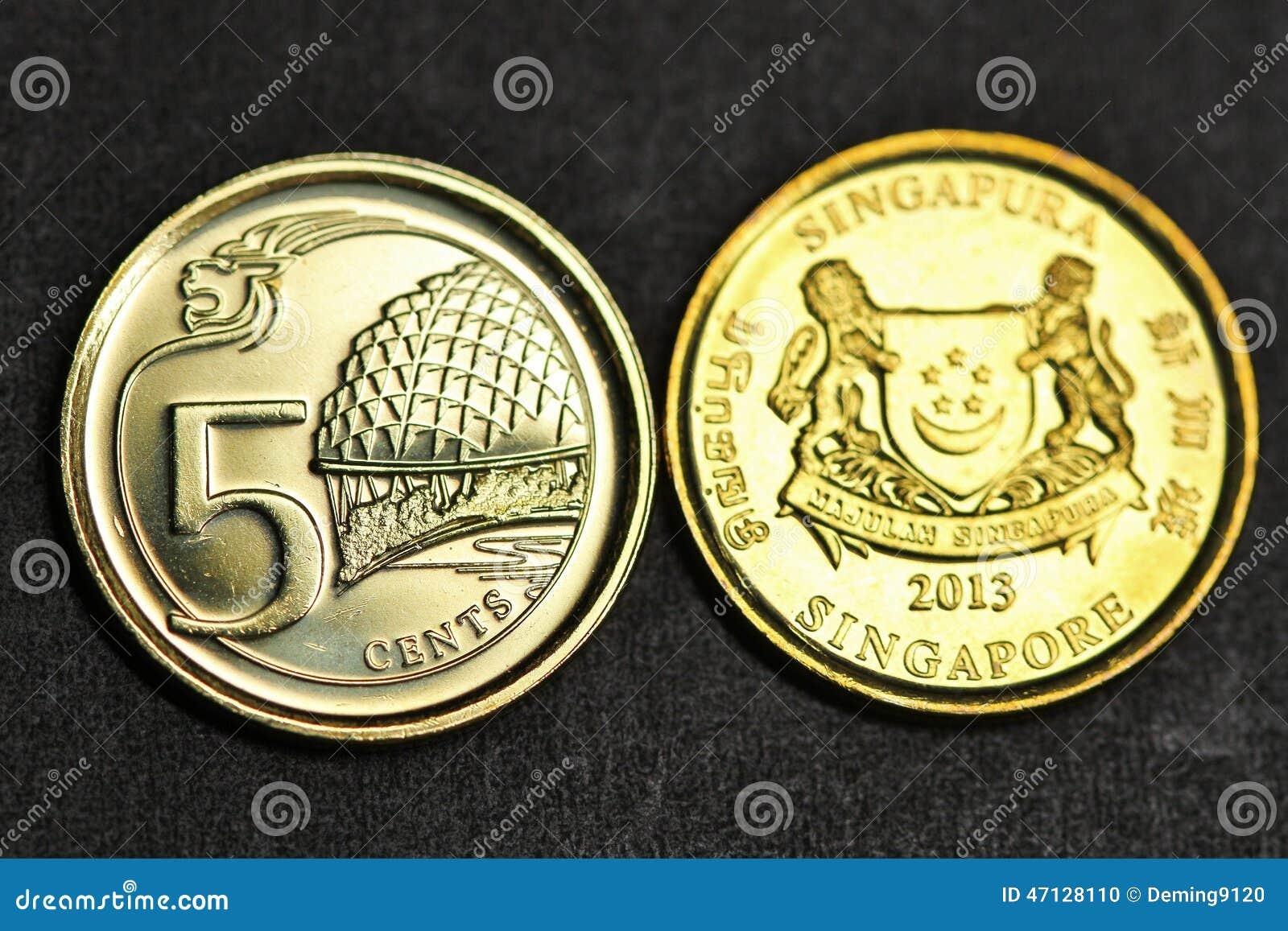 5 Cents Stockfoto Bild Von Golden Extrakt Finanzierung 47128110
