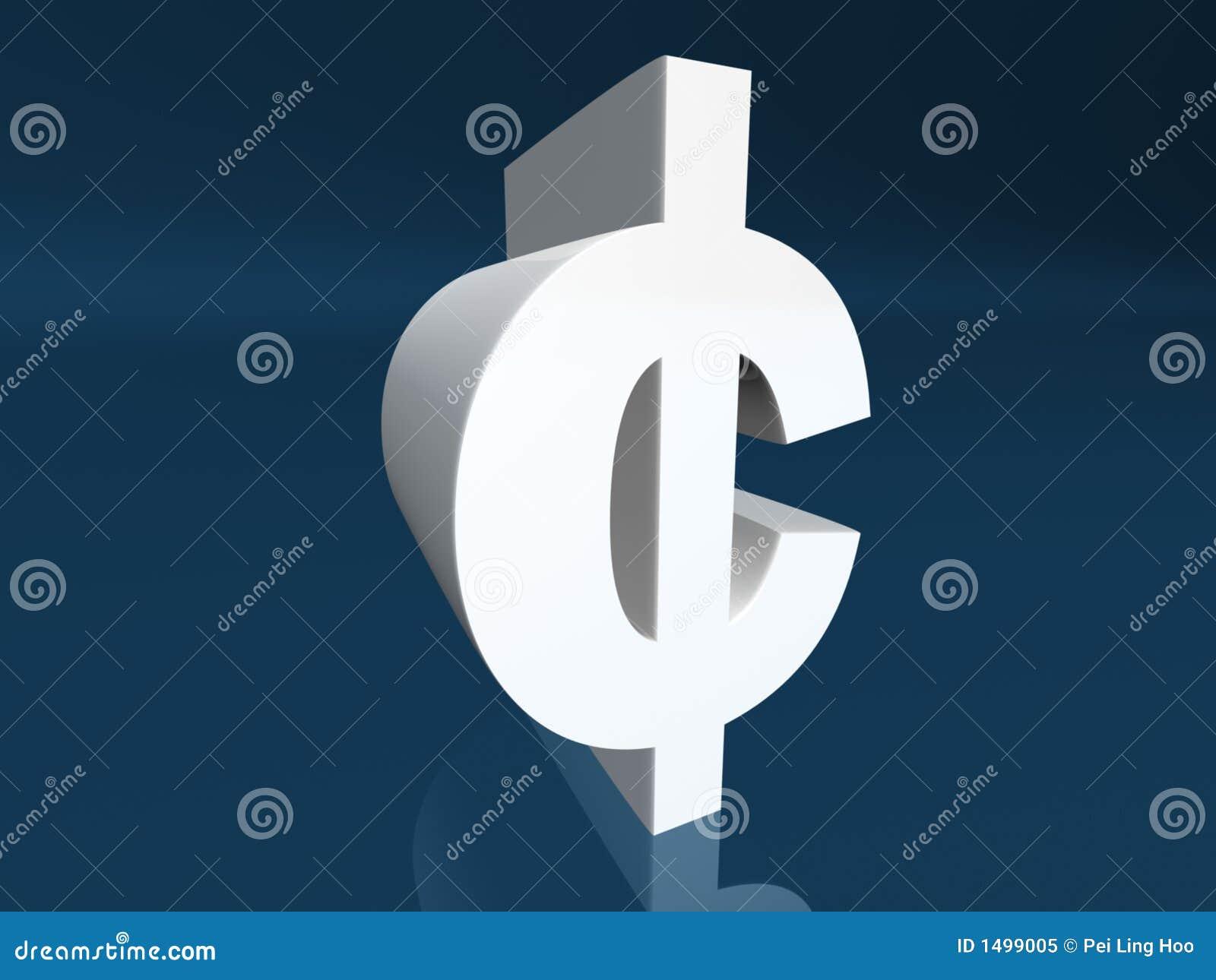 Centsymbol
