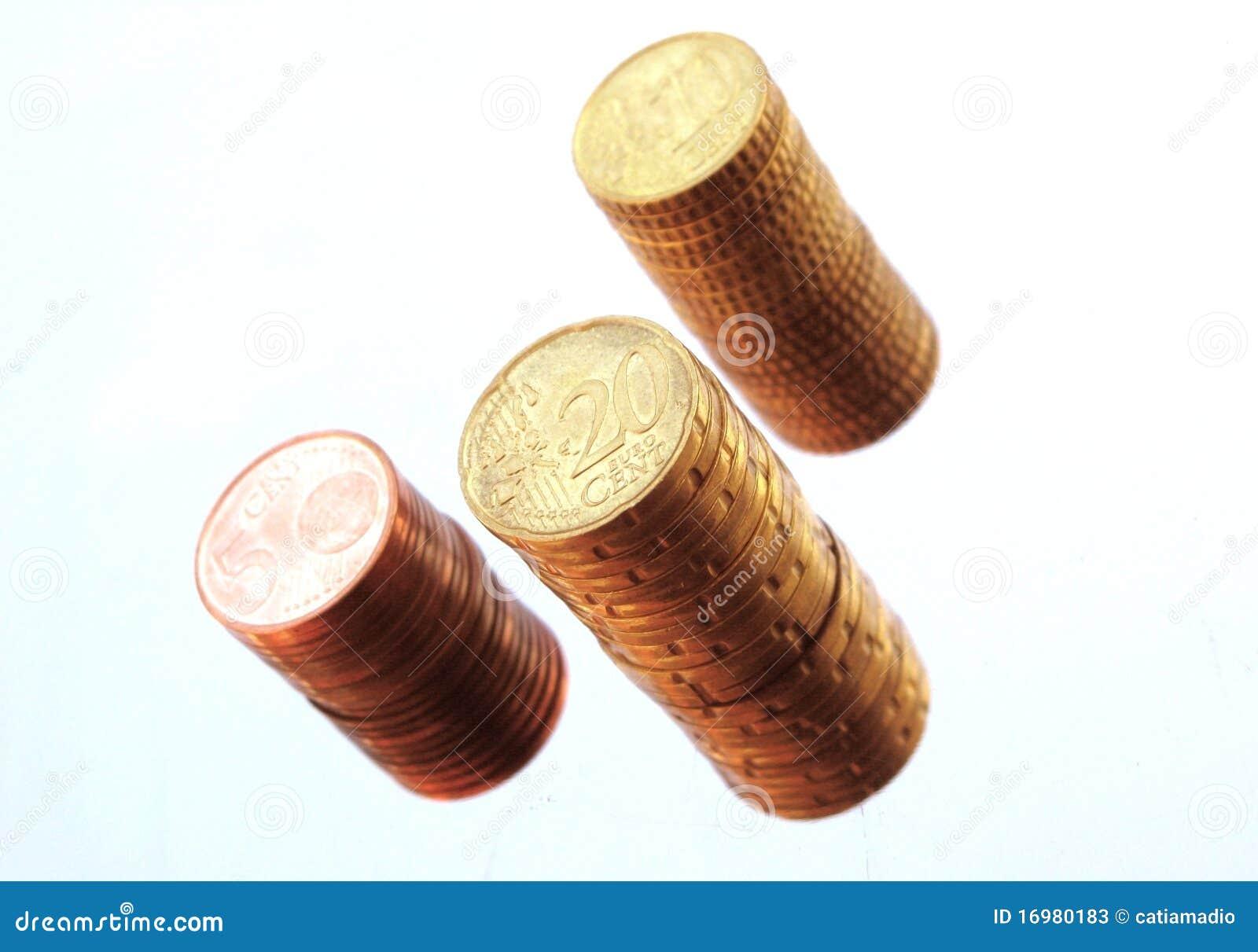 Centu euro stos