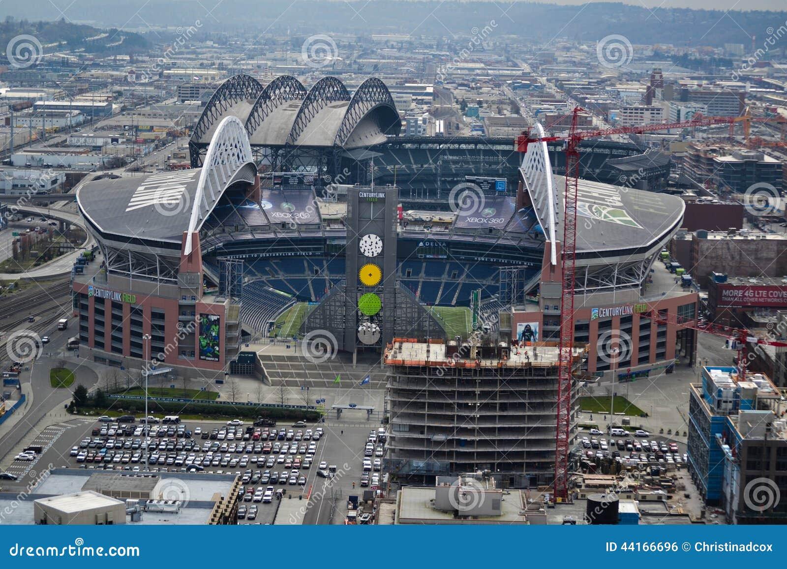 CenturyLink领域,西雅图,华盛顿