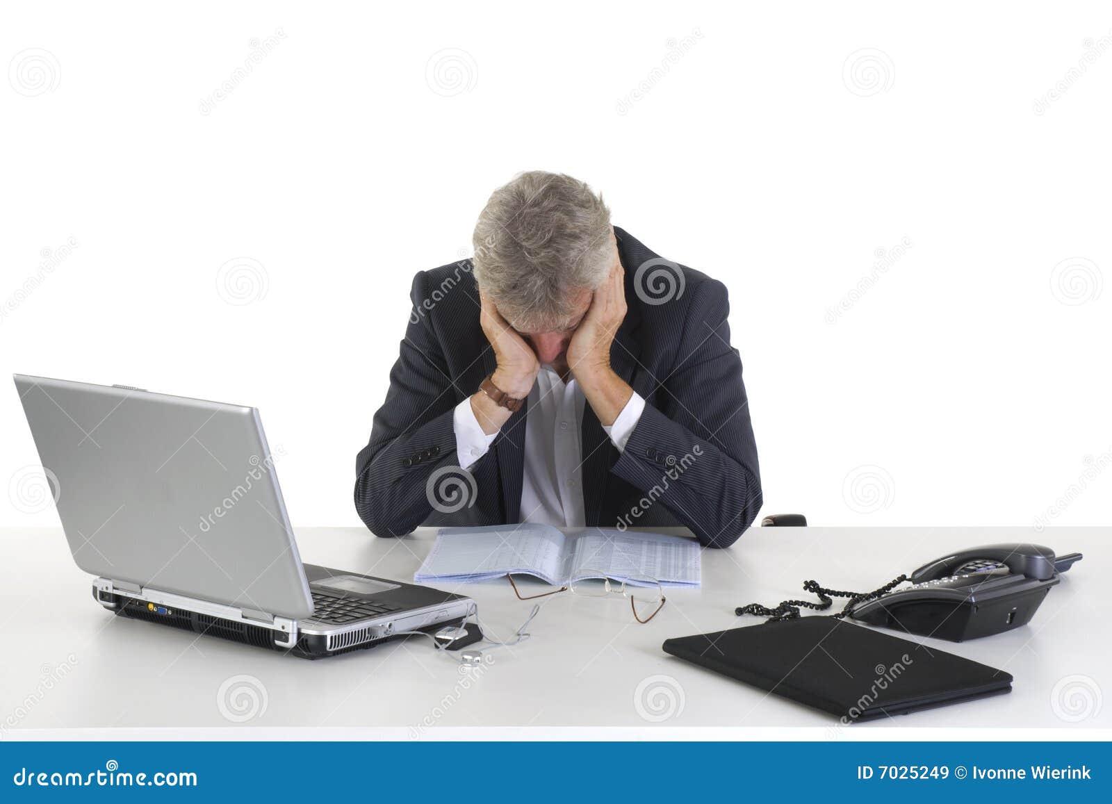 CEO gritador