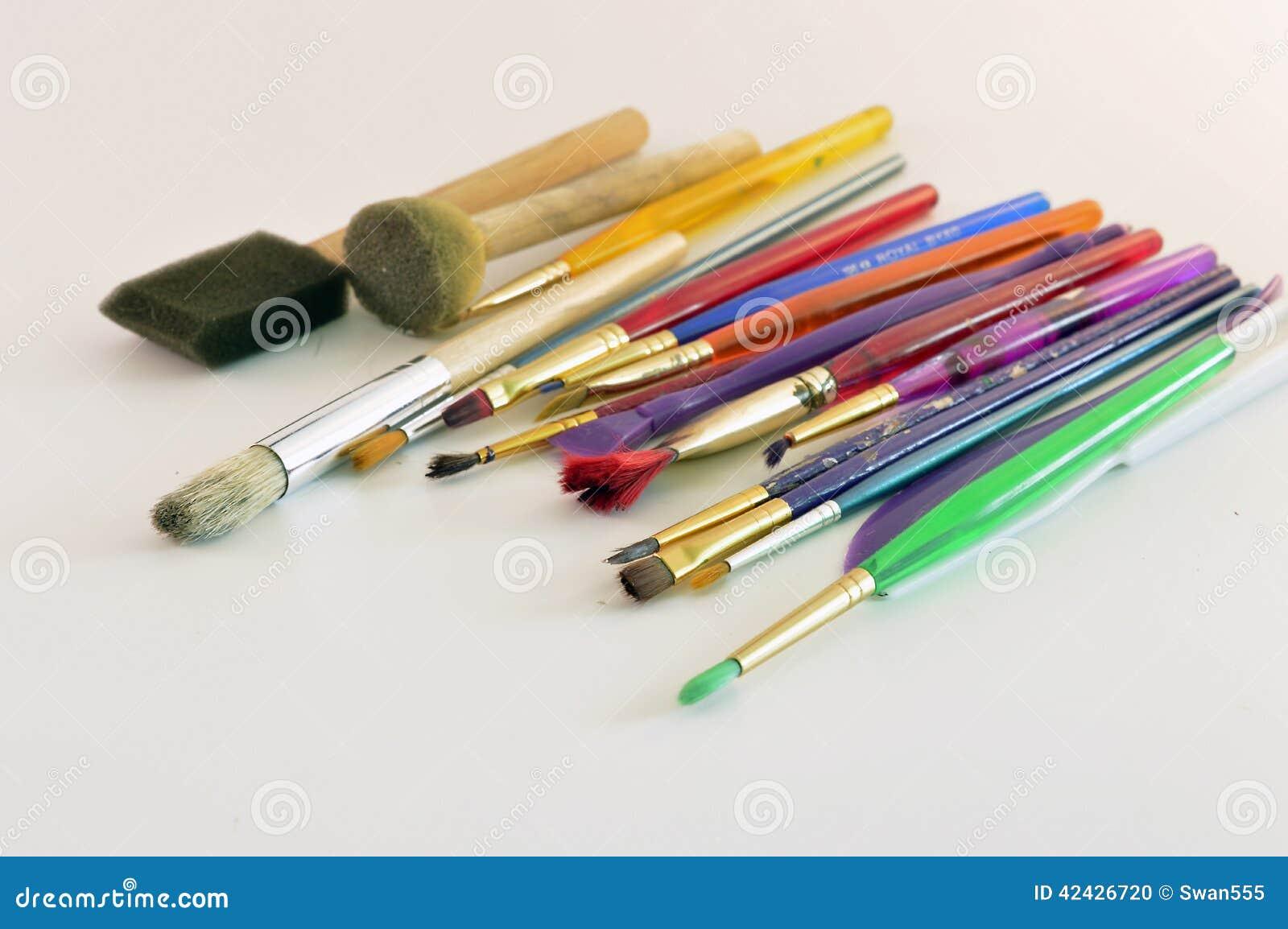 Cepillos para dibujar