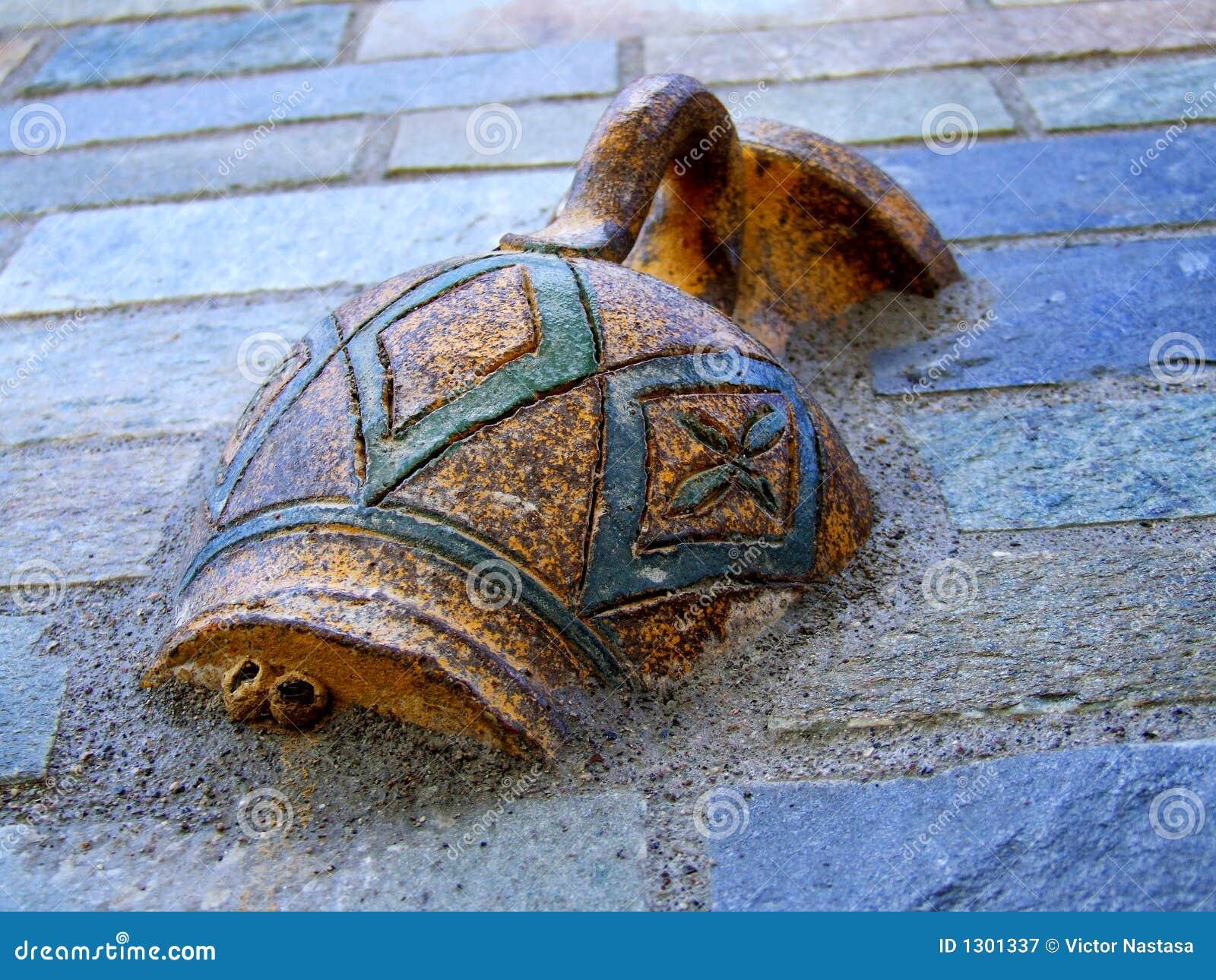 Cerâmica 1 do objeto