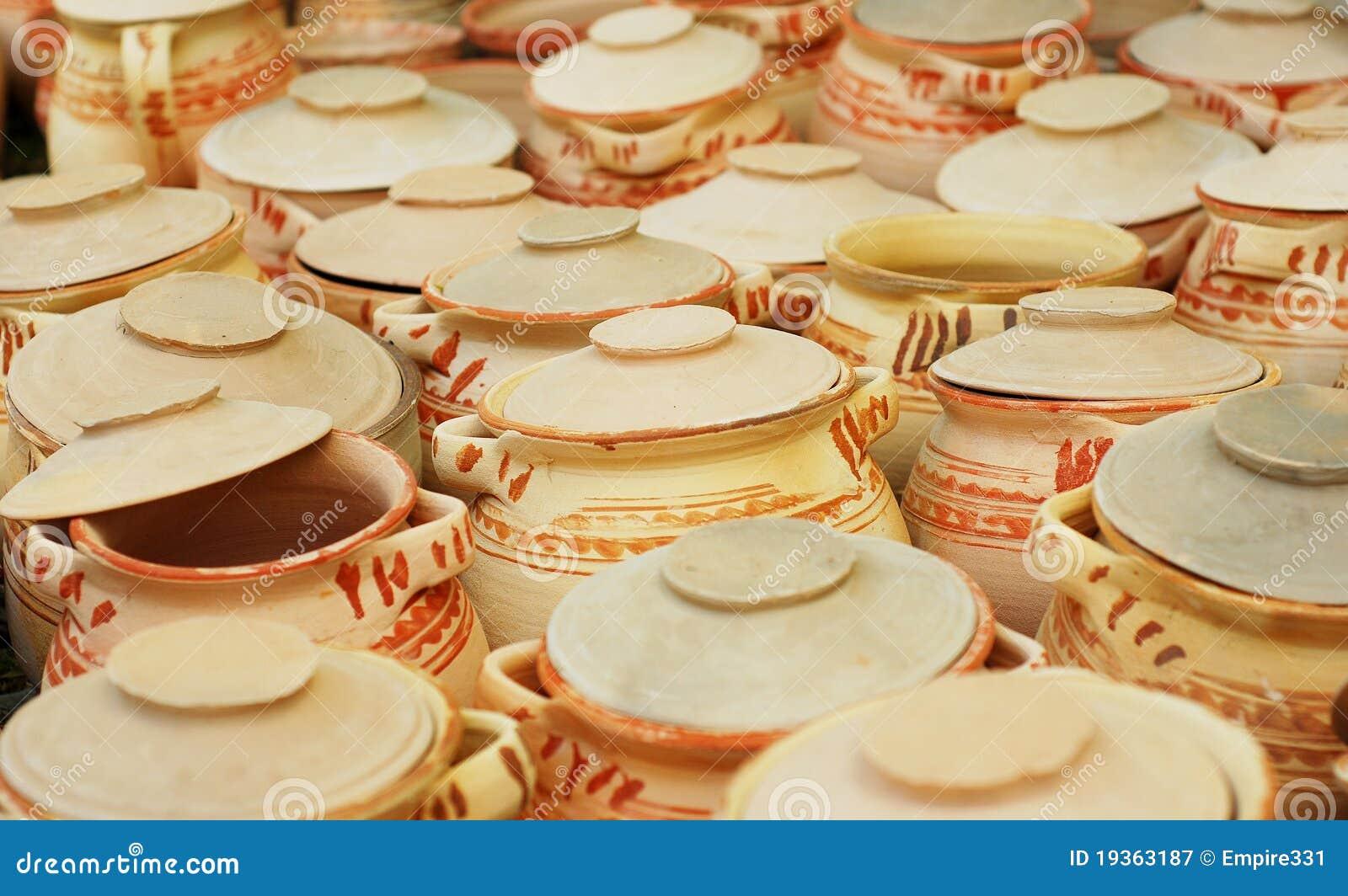 Cerâmica tradicional