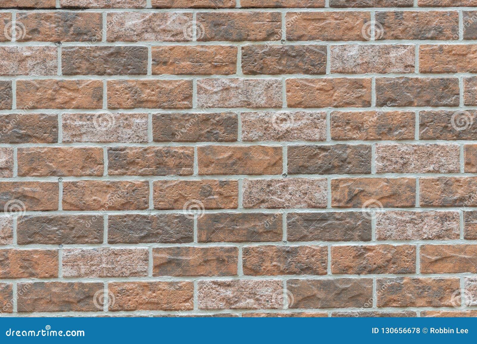 Ceramic Brick Tile Wall Stock Photo Image Of Decoration 130656678