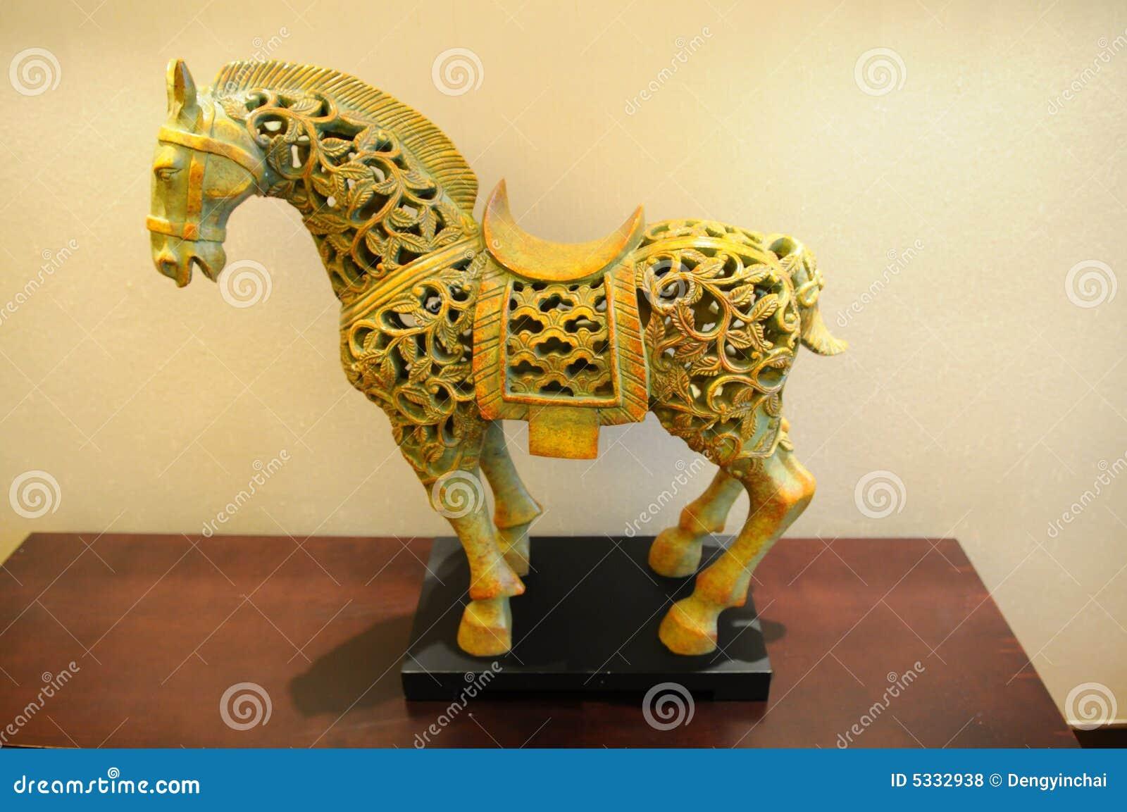 The Ceramic Horse Stock Photo Image Of Craftsmanship 5332938