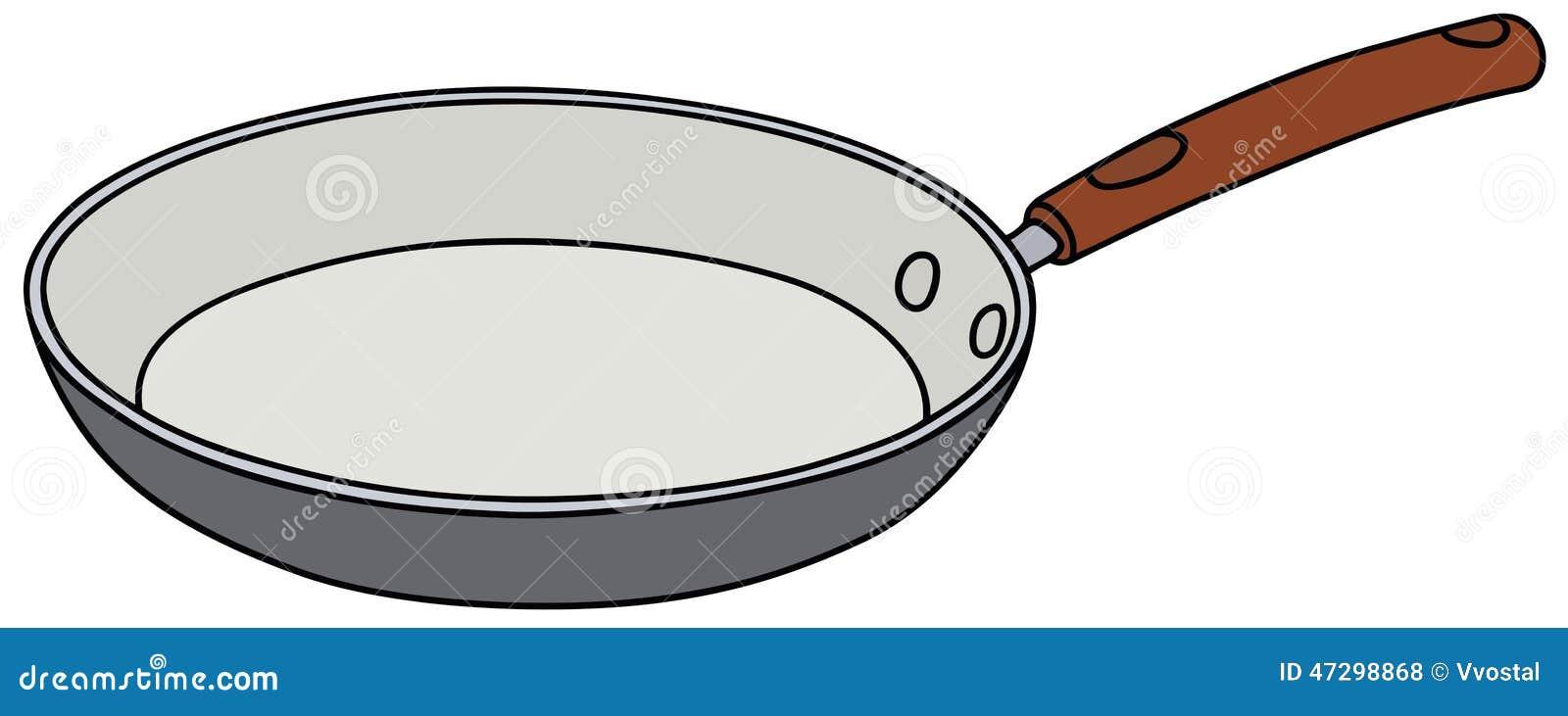 Ceramic Pan Stock Vector Image Of Casserole Blue Cook