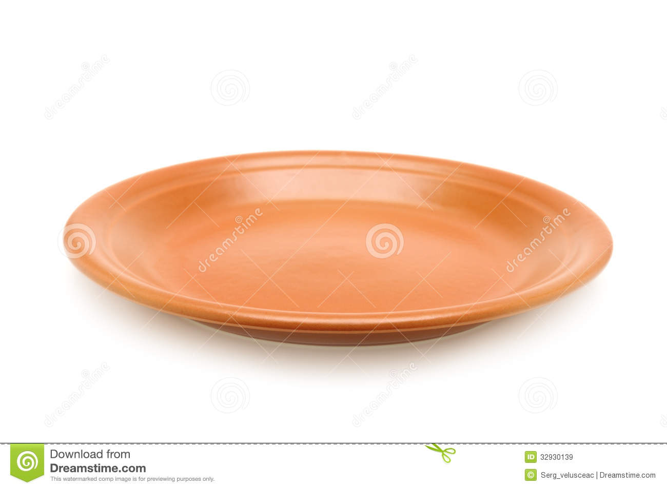 Ceramic Plate Royalty Free Stock Images Image 32930139