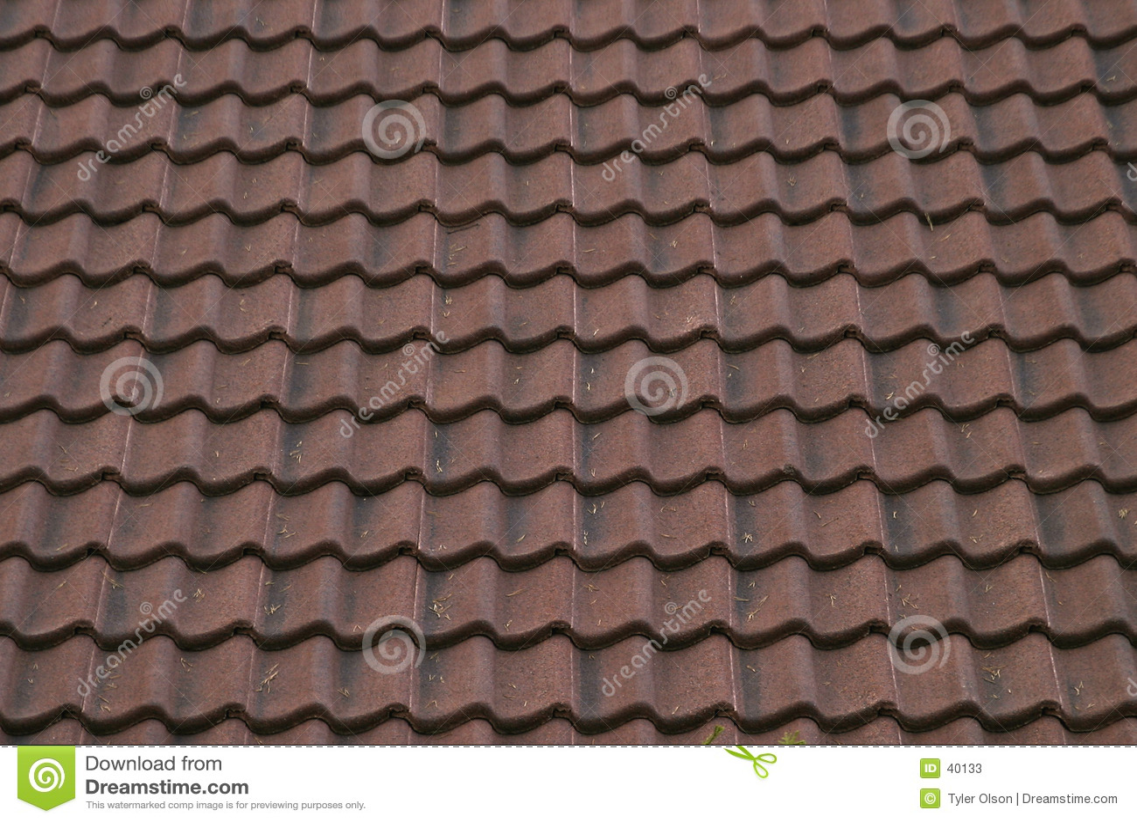 Ceramic Roof Texture