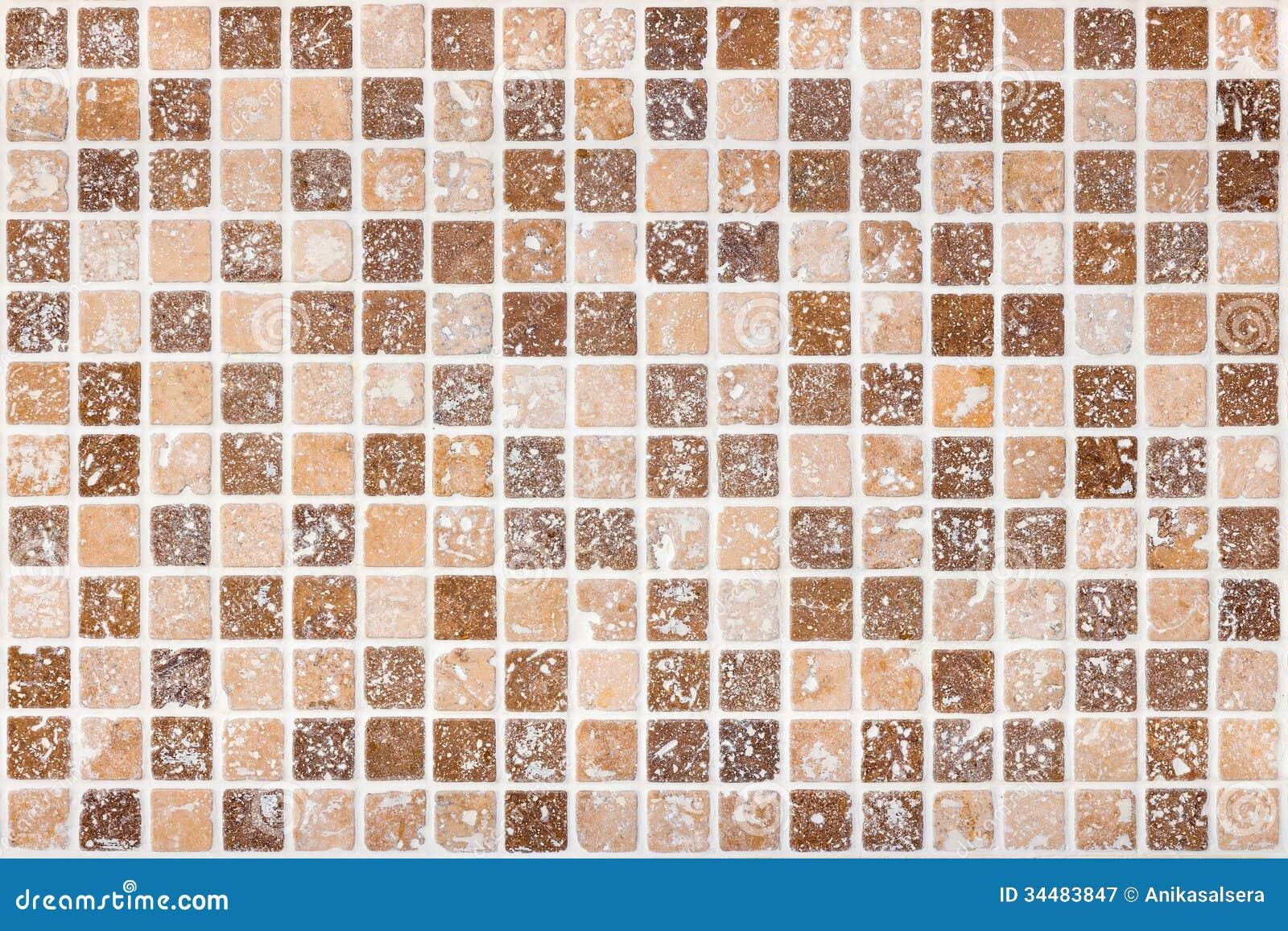 Ceramic Tile Background Royalty Free Stock Photography