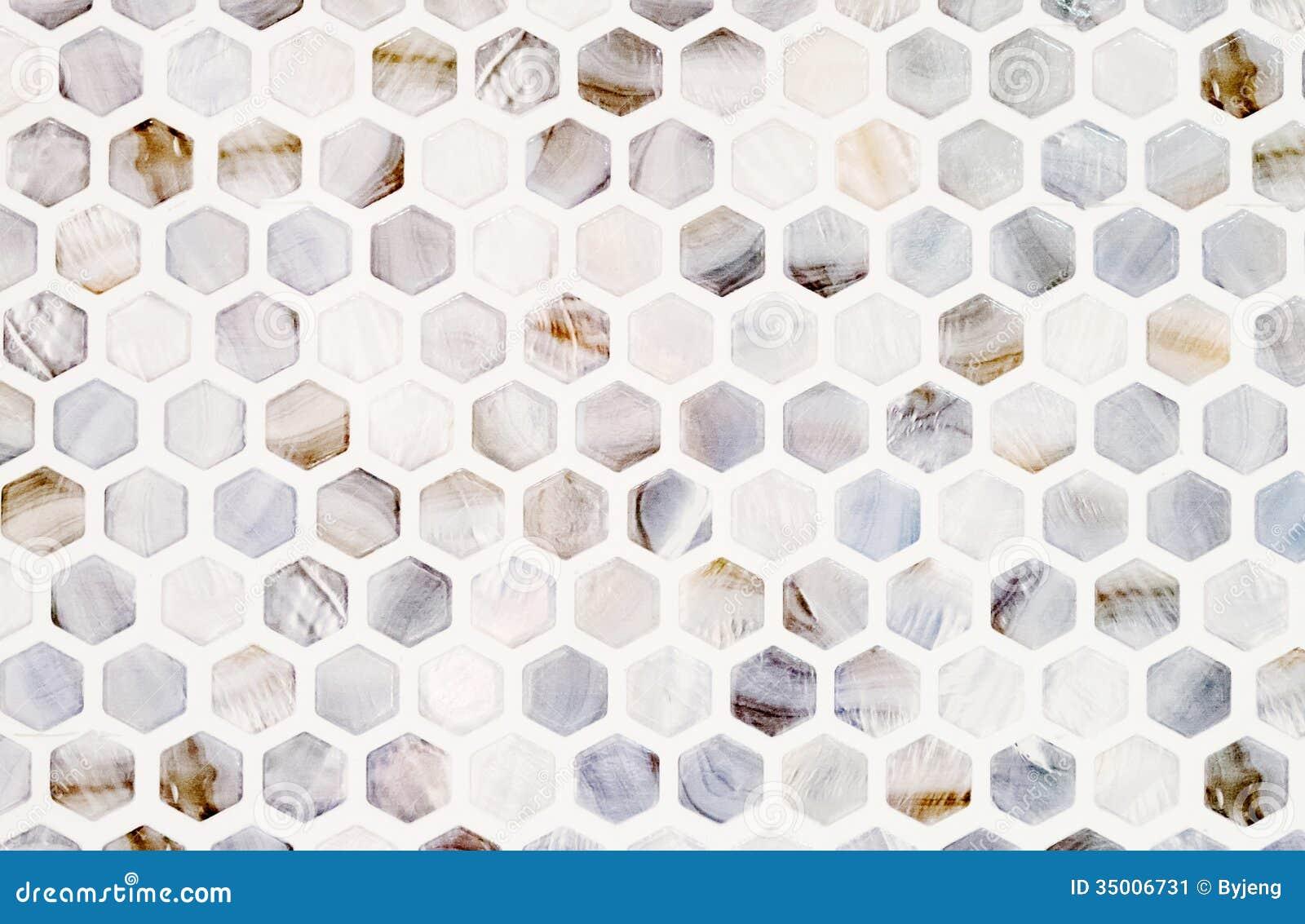 Download Ceramic tile mosaic stock image. Image of detail, indoor - 35006731