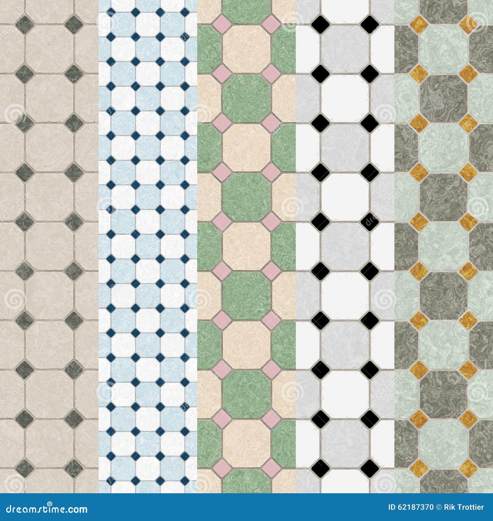ceramic tile samples stock illustration image 62187370